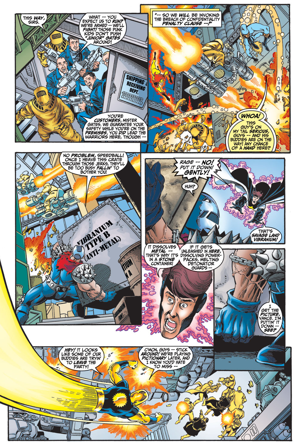 Read online Avengers (1998) comic -  Issue #13 - 11
