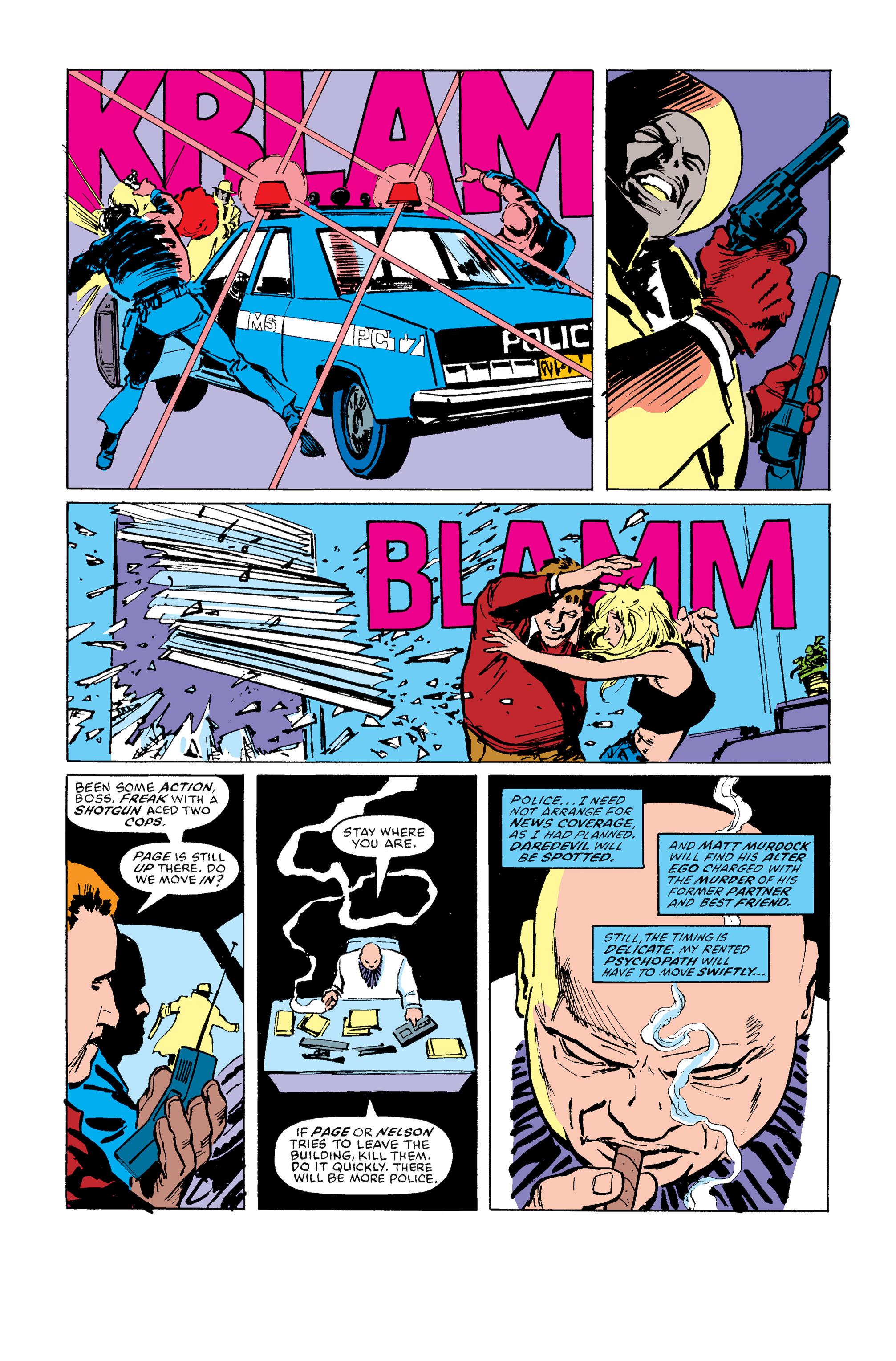 Read online Daredevil: Born Again comic -  Issue # Full - 137