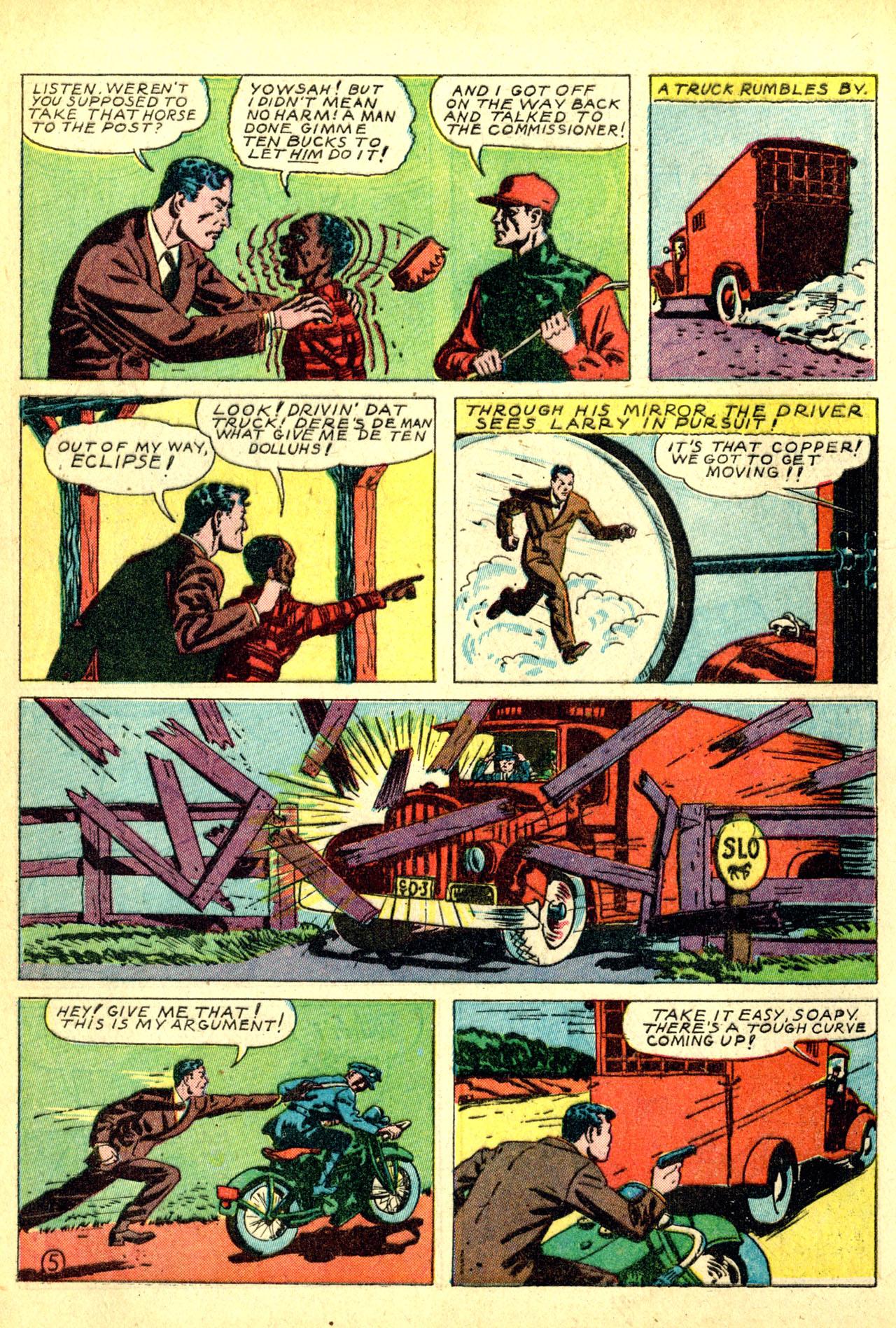 Read online Detective Comics (1937) comic -  Issue #50 - 36