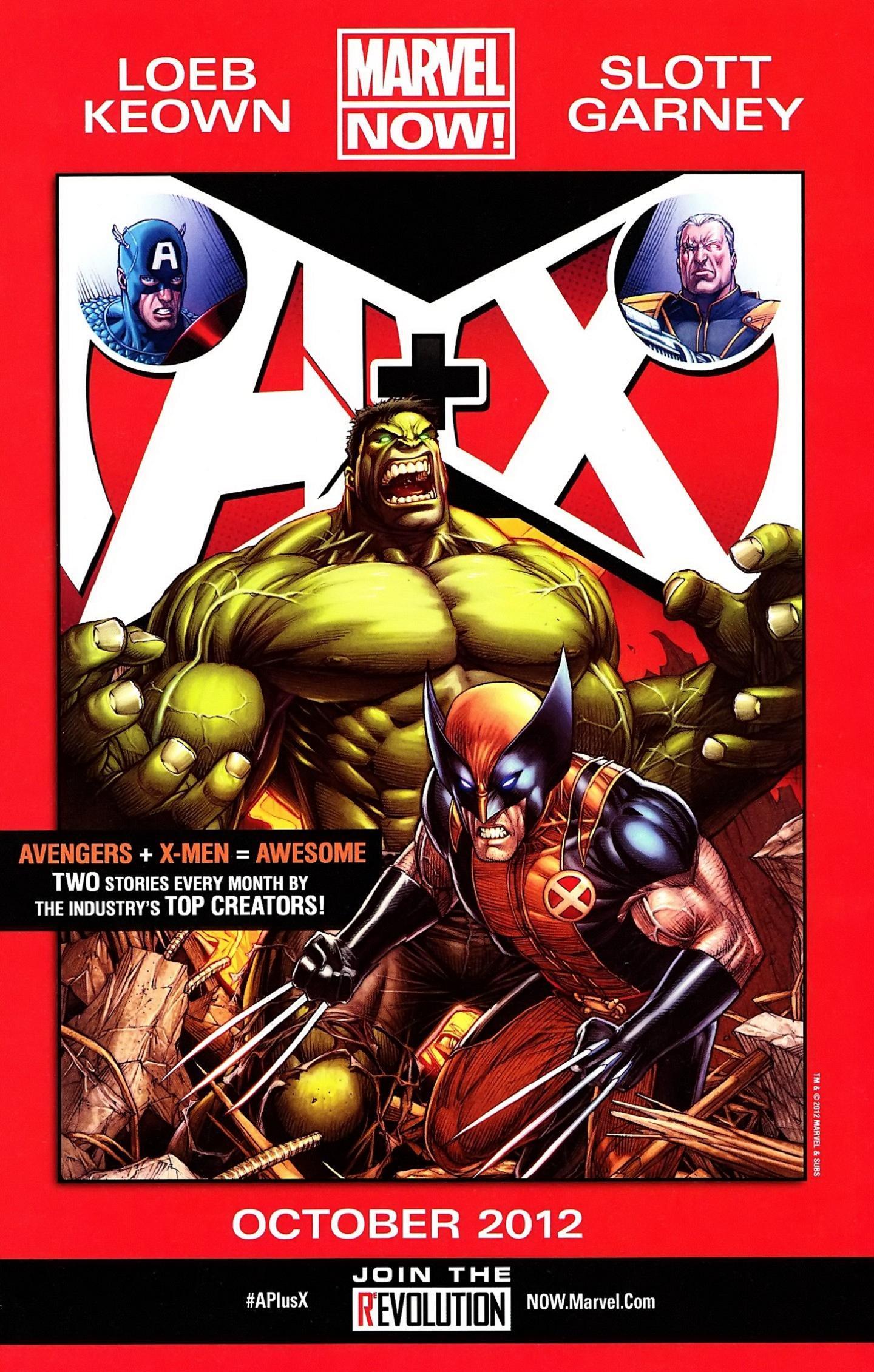Uncanny X-Force (2010) #32 #34 - English 5