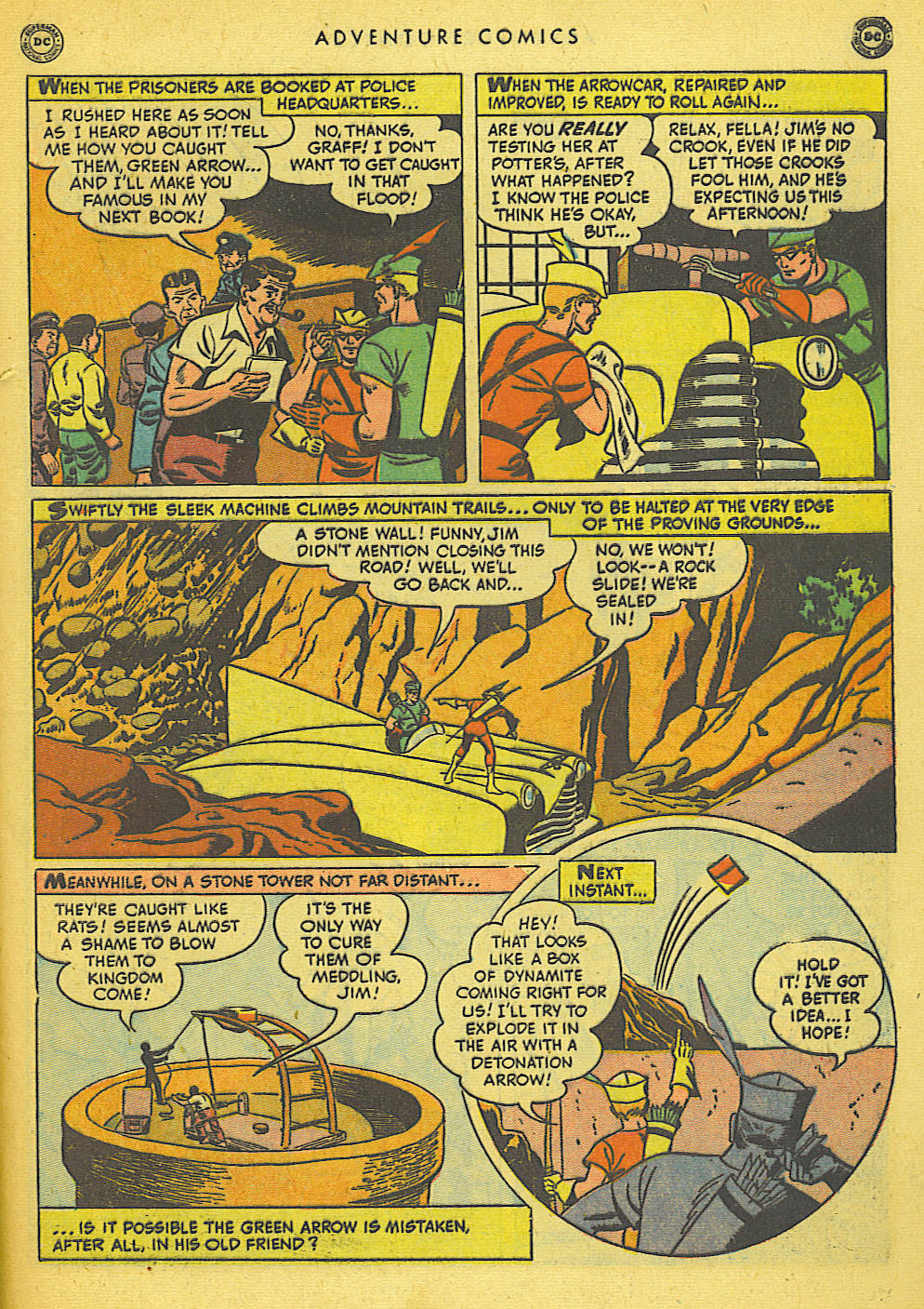 Read online Adventure Comics (1938) comic -  Issue #155 - 43