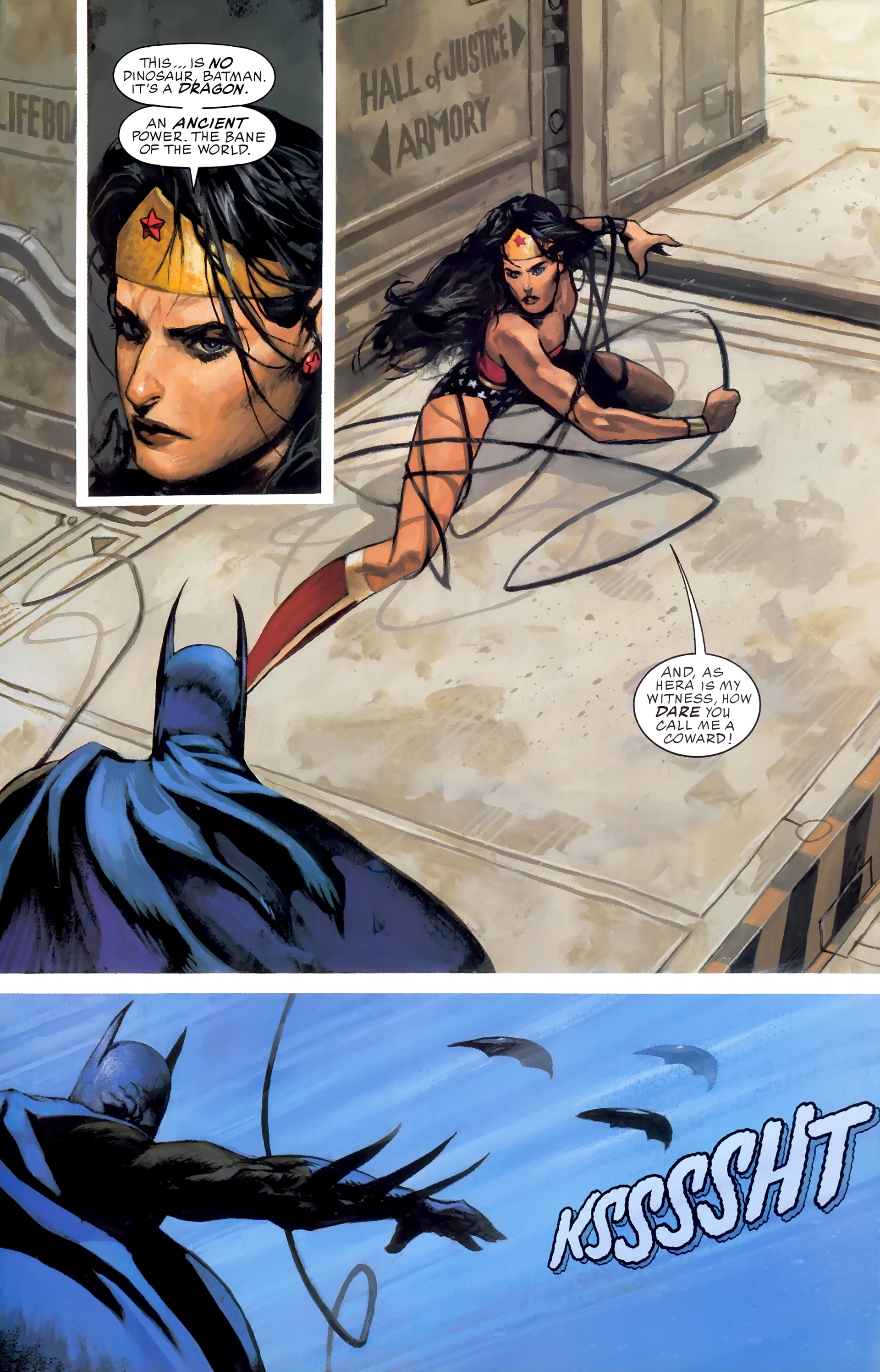 Read online JLA: A League of One comic -  Issue # Full - 61