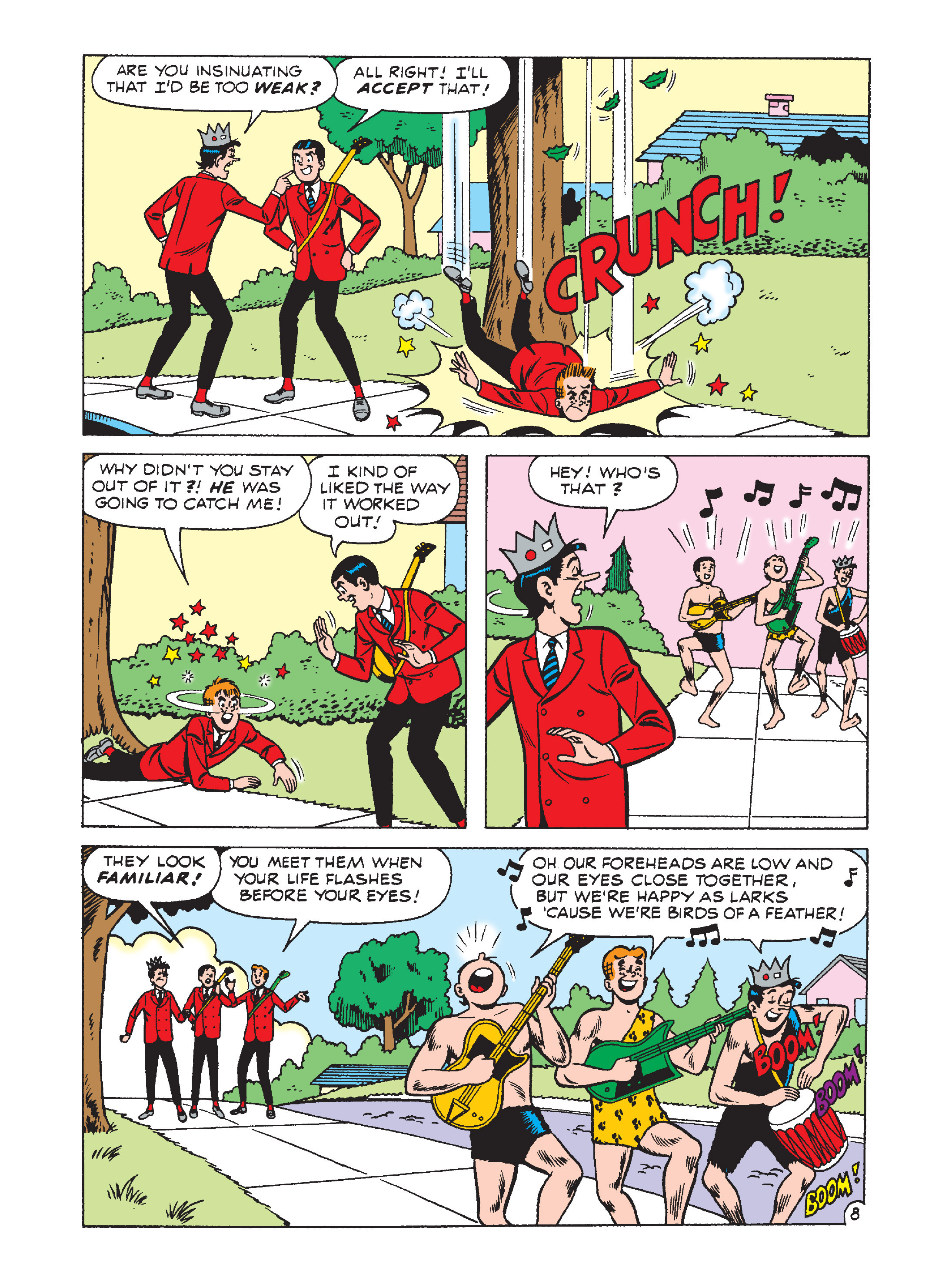 Read online Archie 75th Anniversary Digest comic -  Issue #1 - 22