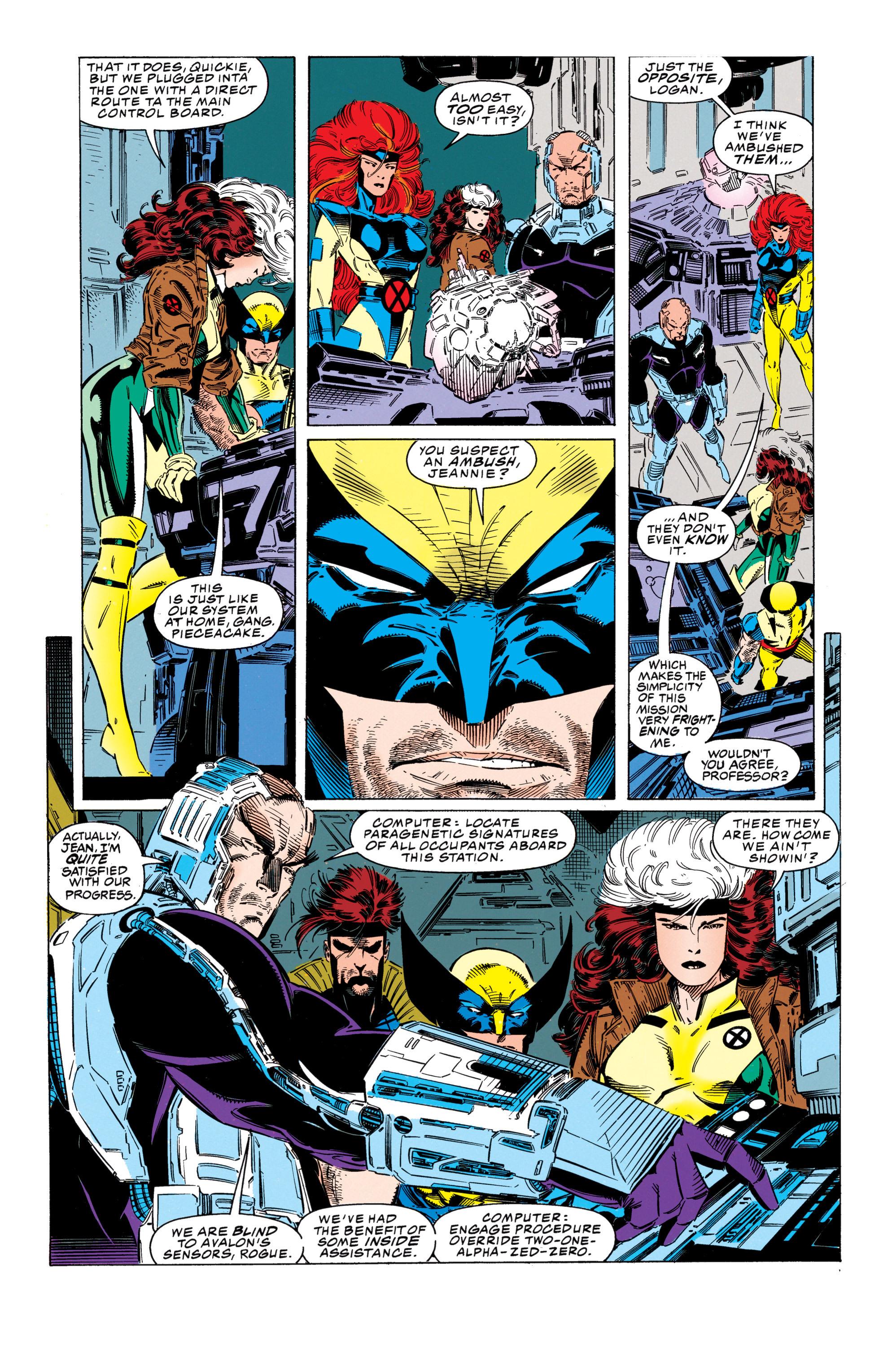 X-Men (1991) 25 Page 22