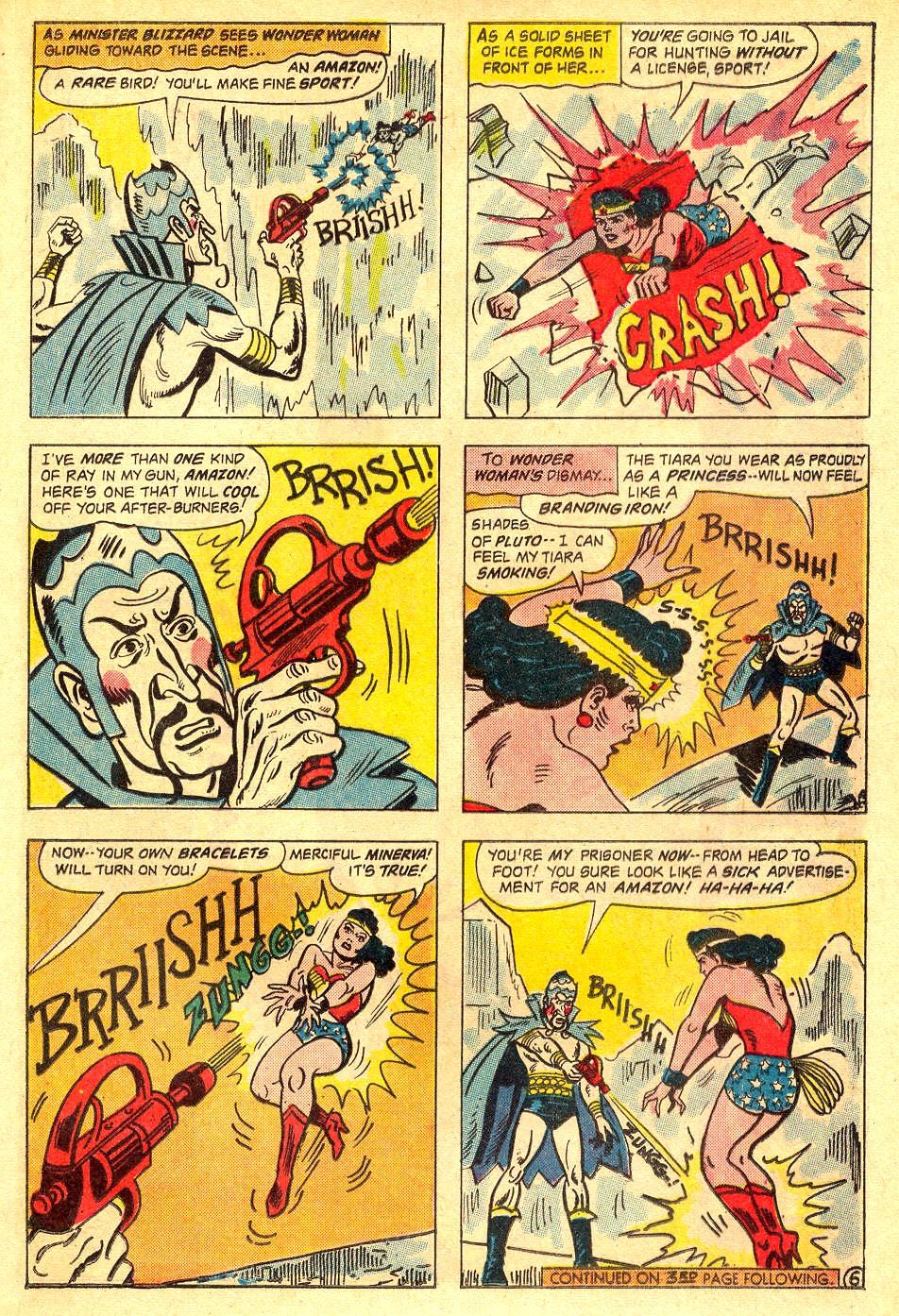 Read online Wonder Woman (1942) comic -  Issue #162 - 25