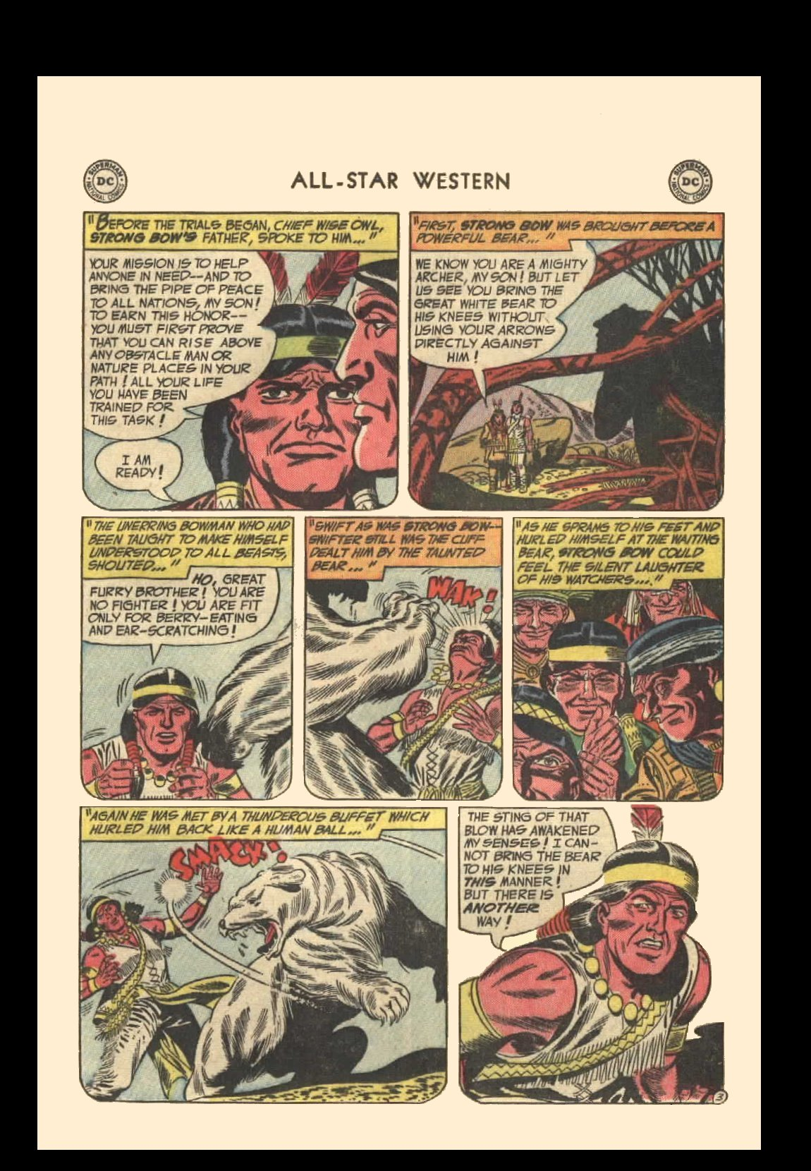 Read online All-Star Western (1951) comic -  Issue #72 - 13
