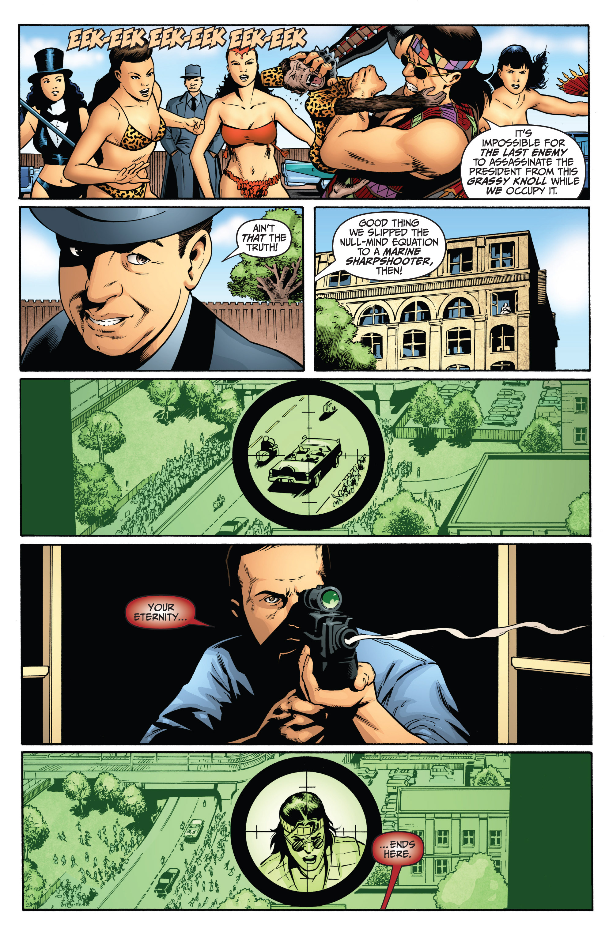 Read online Archer and Armstrong comic -  Issue #9 - 4