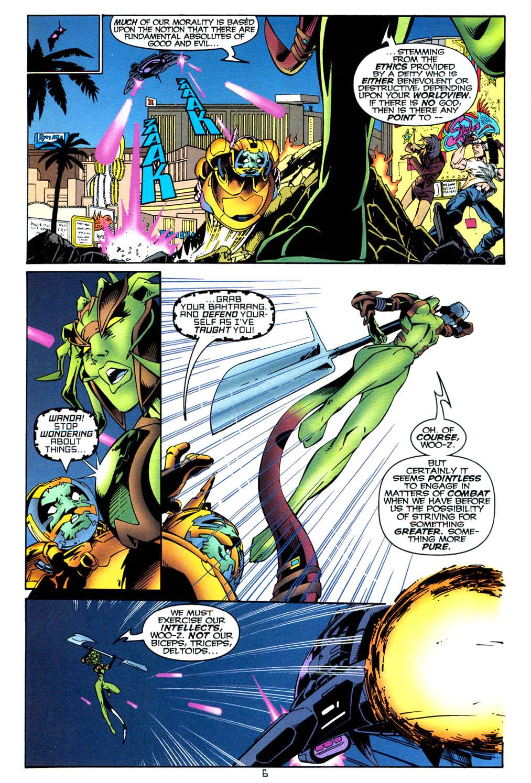 Read online Tangent Comics/ Wonder Woman comic -  Issue # Full - 7