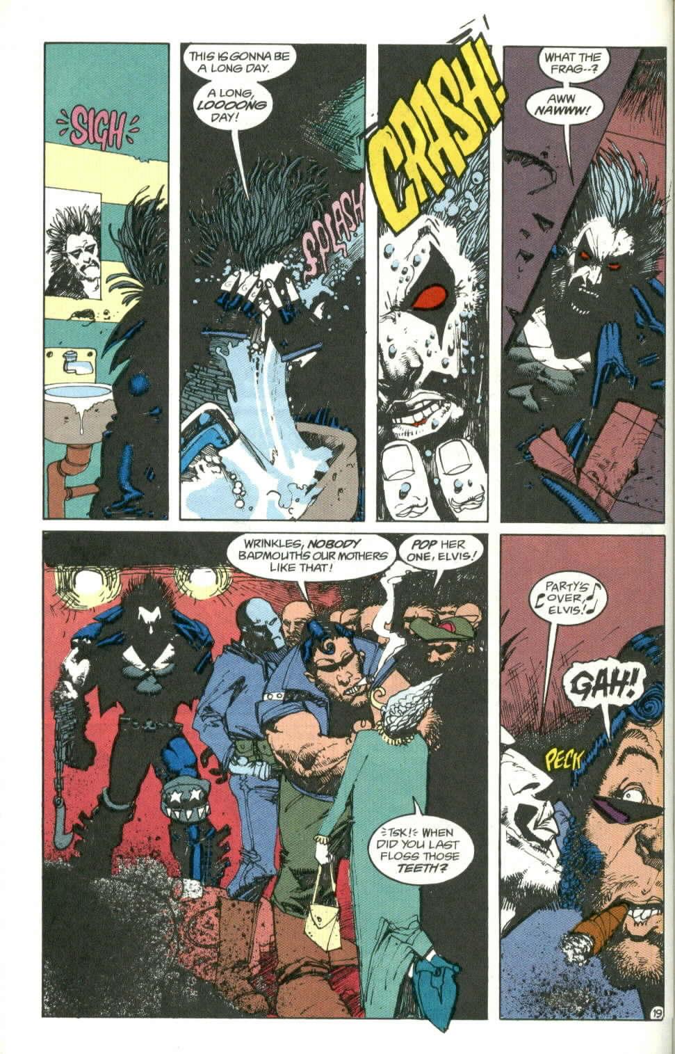 Read online Lobo (1990) comic -  Issue #1 - 20