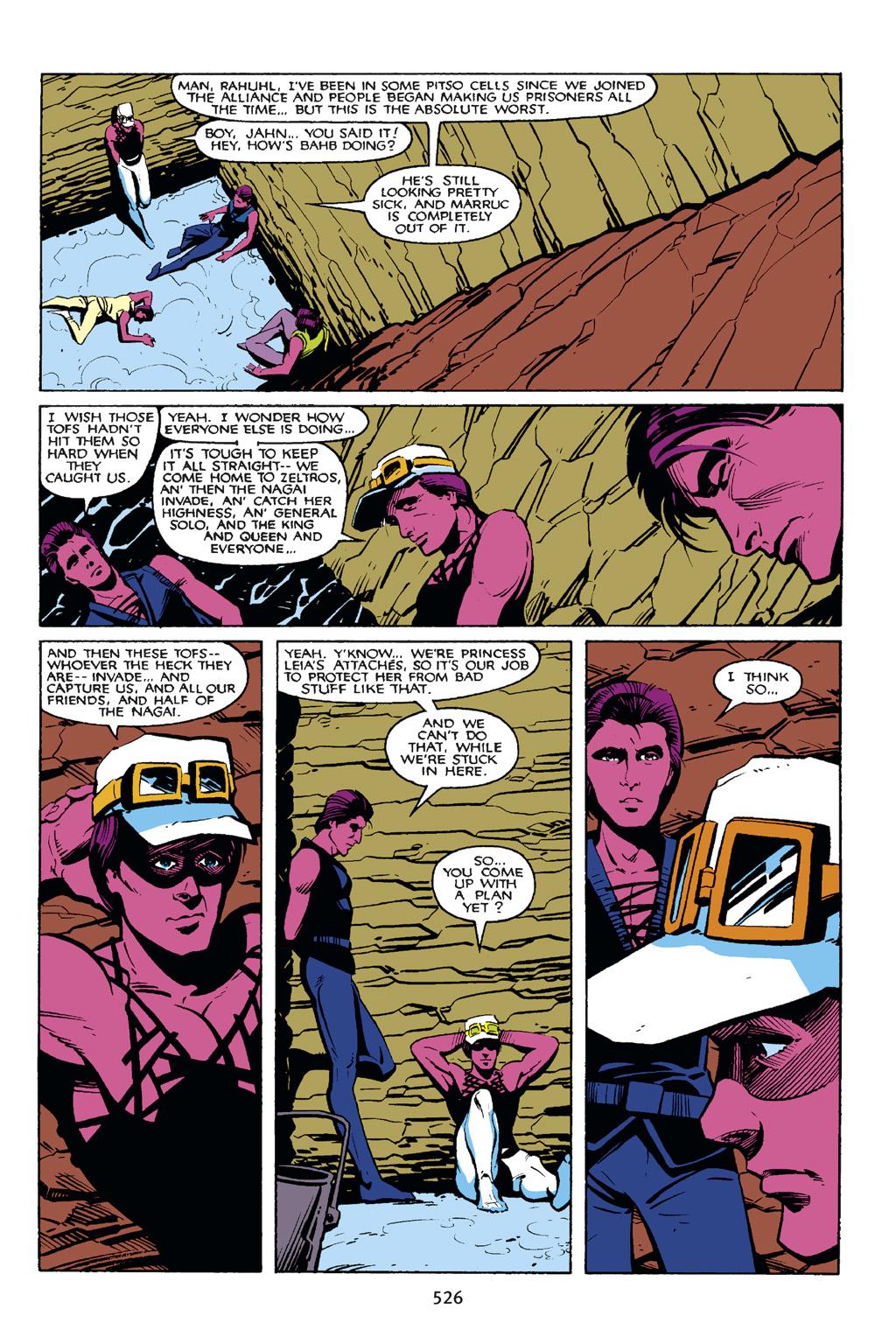 Read online Star Wars Omnibus comic -  Issue # Vol. 21.5 - 249