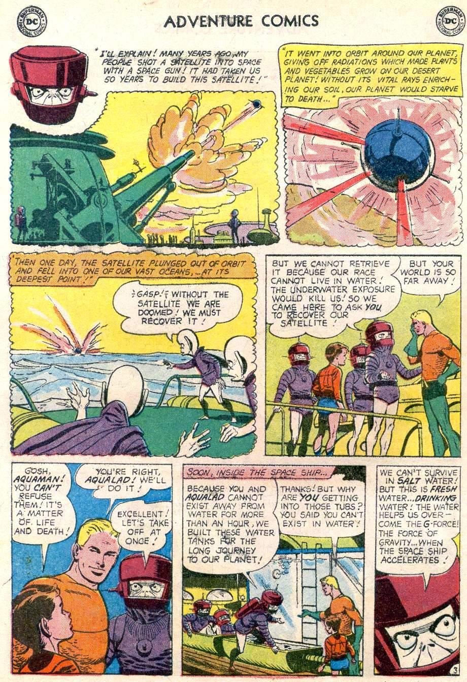 Read online Adventure Comics (1938) comic -  Issue #275 - 28