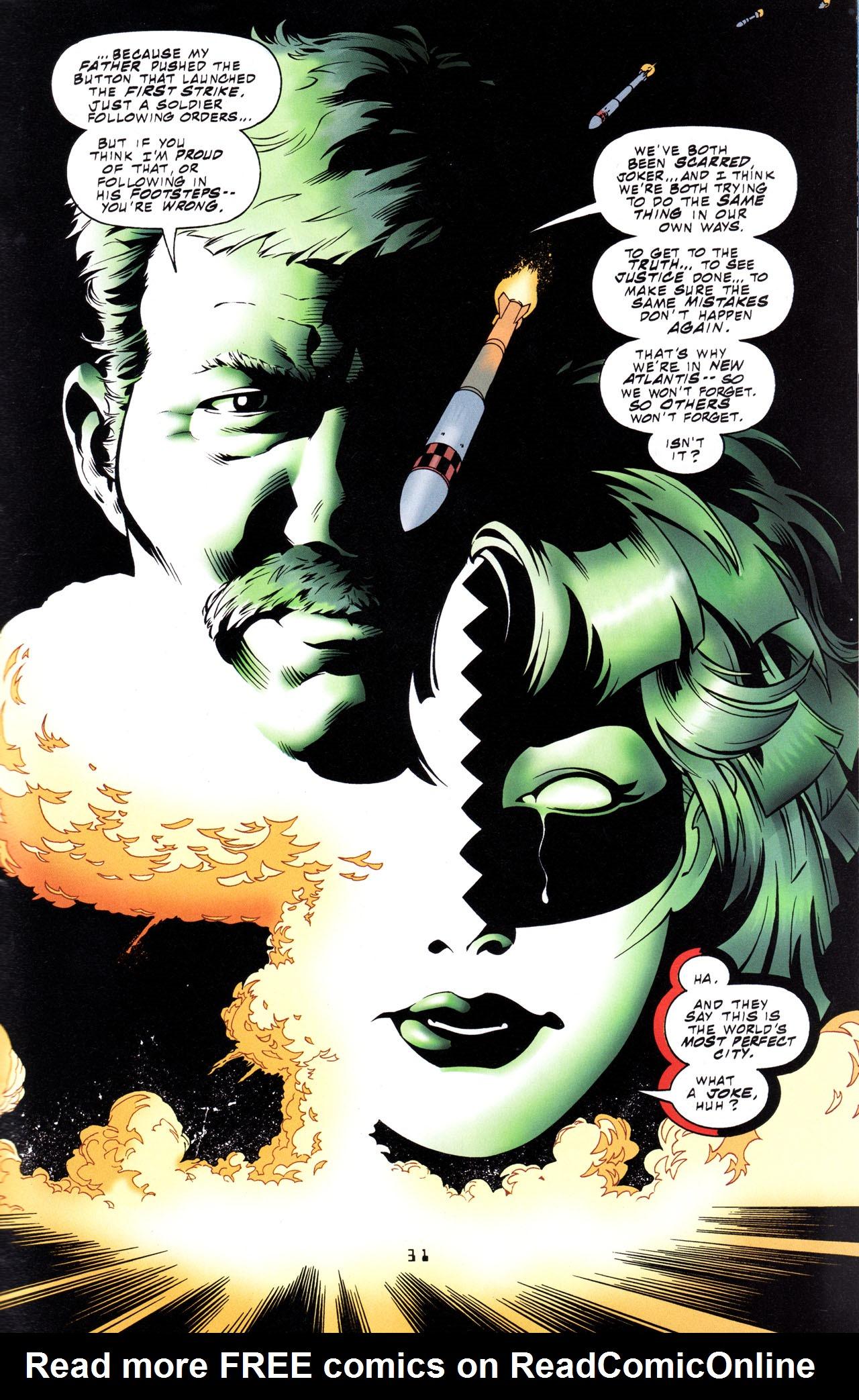 Read online Tangent Comics/ The Joker comic -  Issue # Full - 32