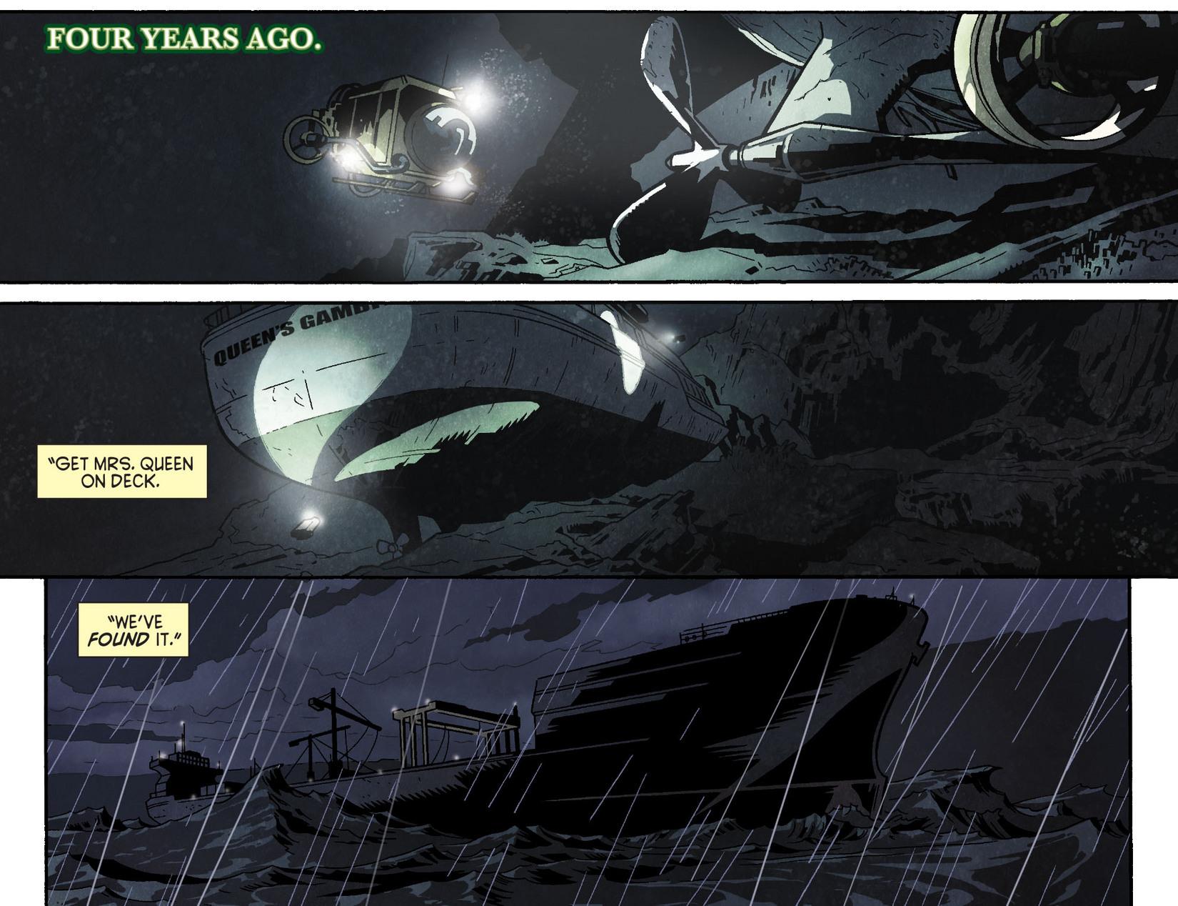 Read online Arrow [II] comic -  Issue #5 - 4