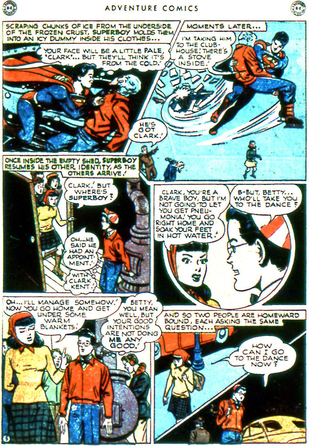 Read online Adventure Comics (1938) comic -  Issue #119 - 7