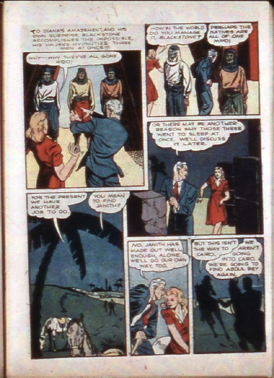 Read online Super-Magician Comics comic -  Issue #3 - 19