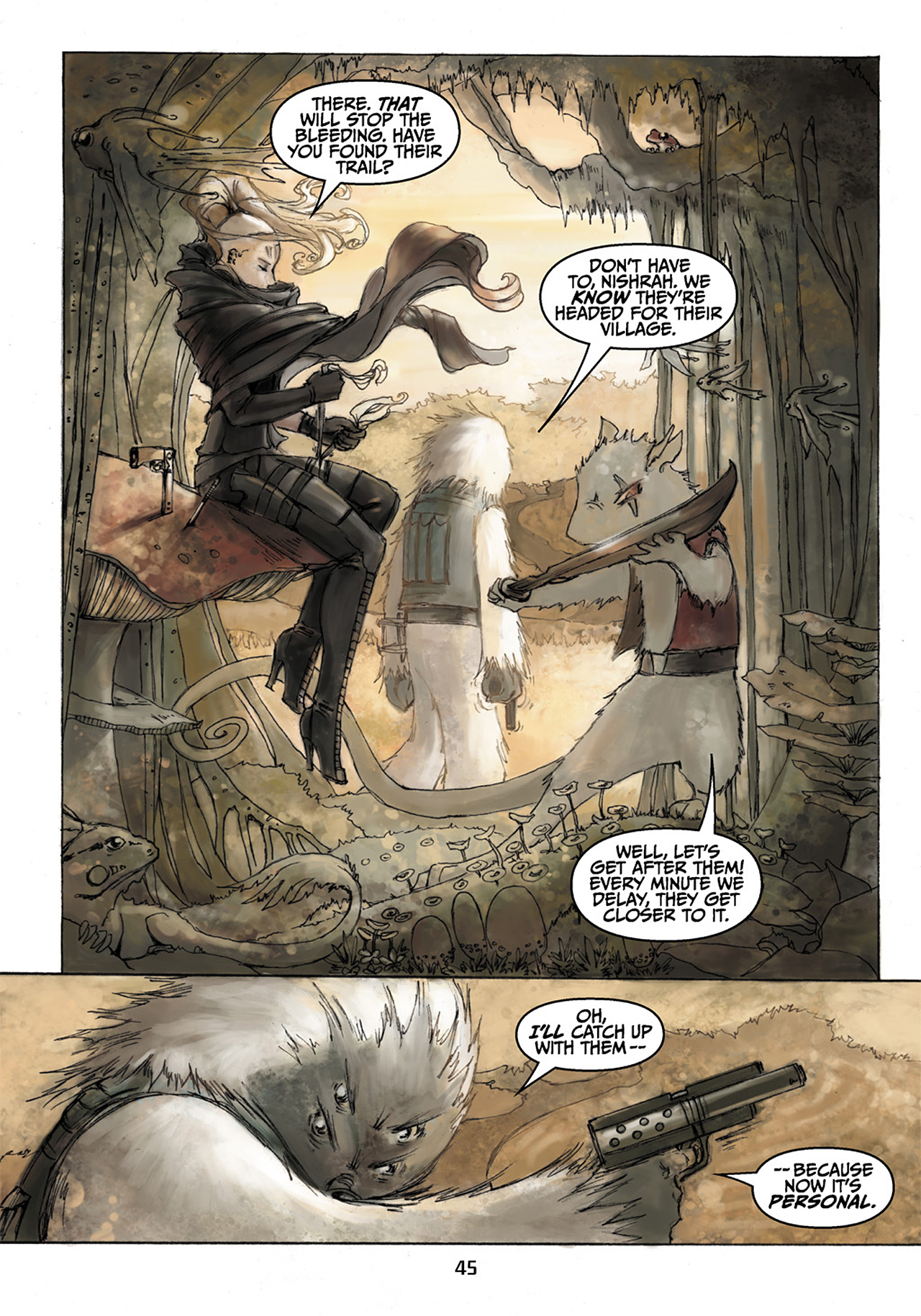 Read online Star Wars Omnibus comic -  Issue # Vol. 33 - 443