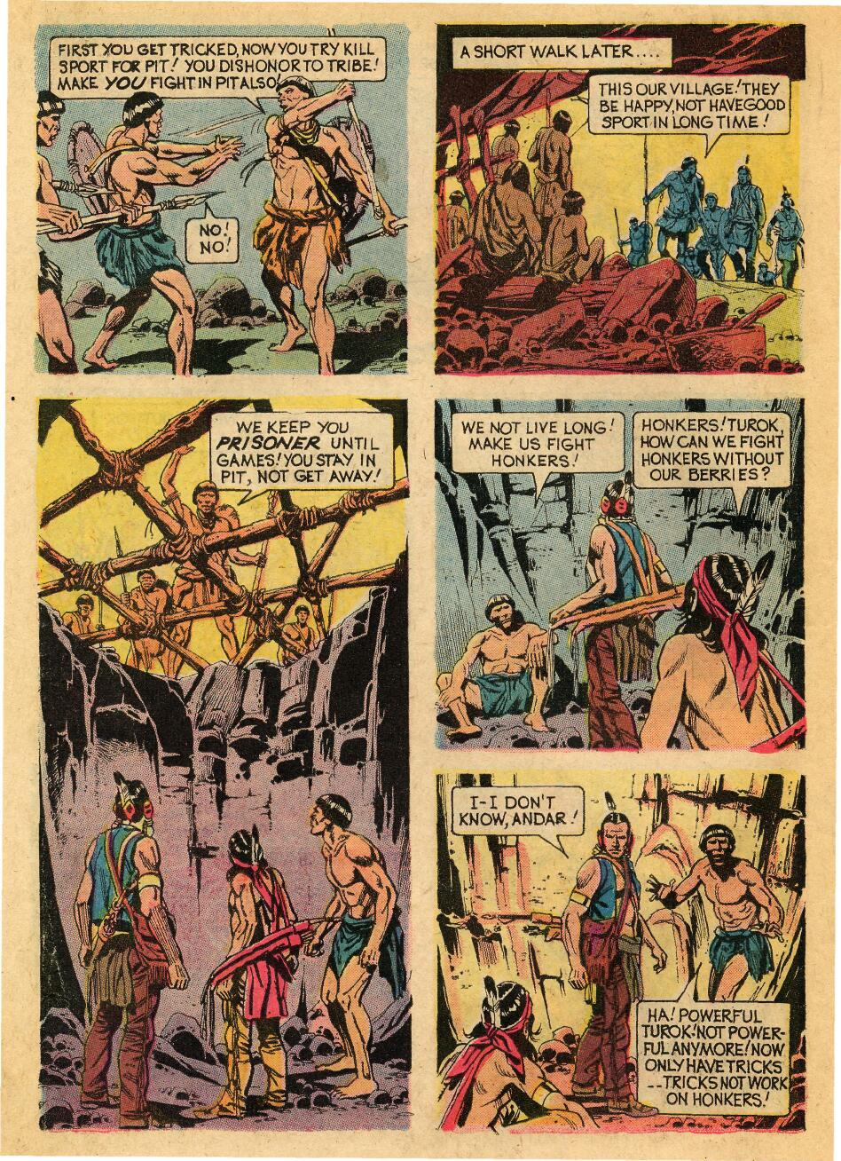 Read online Turok, Son of Stone comic -  Issue #88 - 26