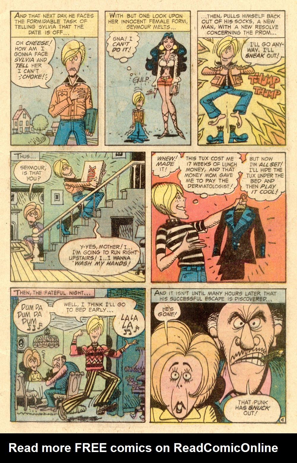 Read online Plop! comic -  Issue #16 - 12