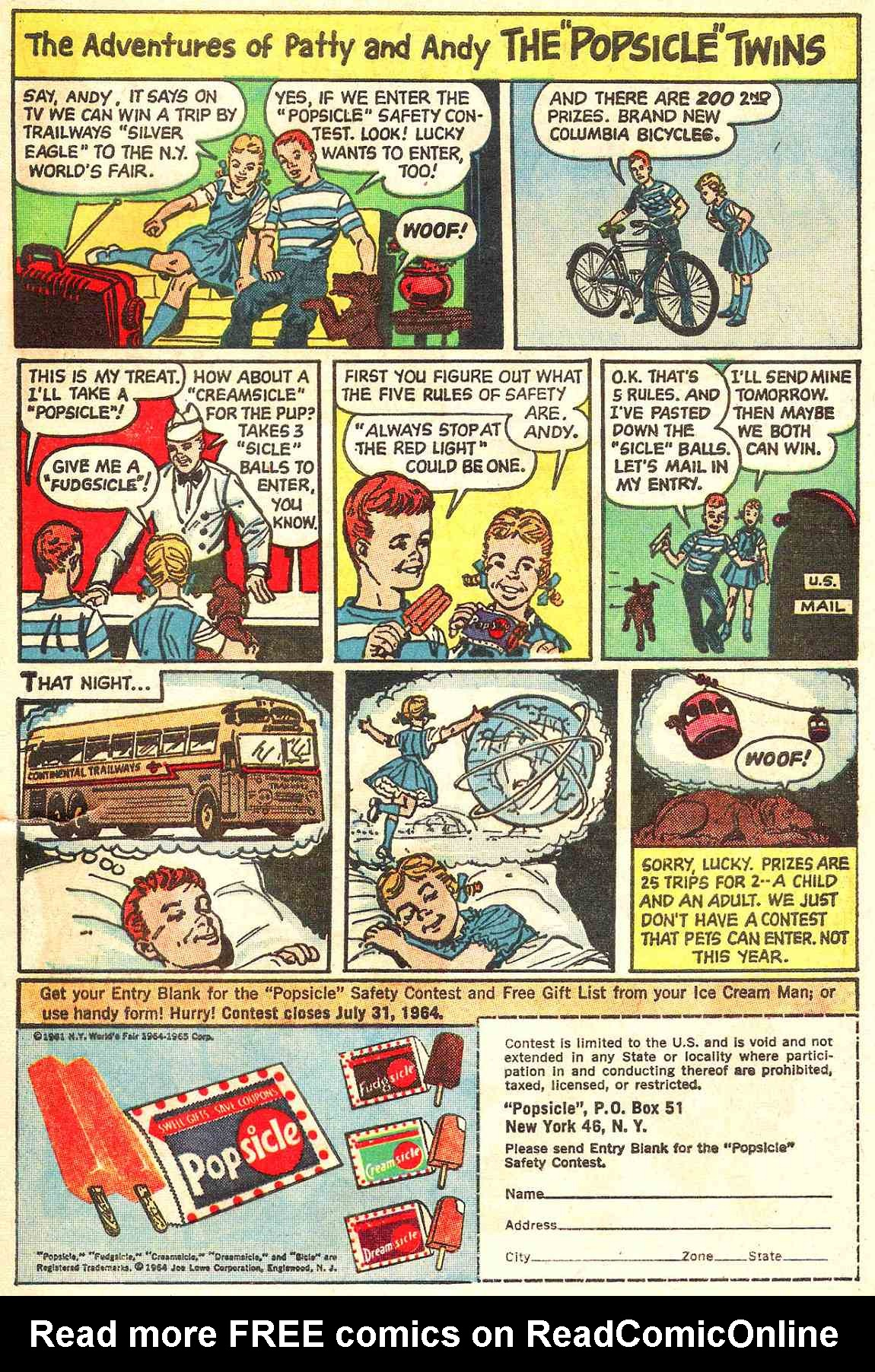 Read online Archie (1960) comic -  Issue #149 - 25