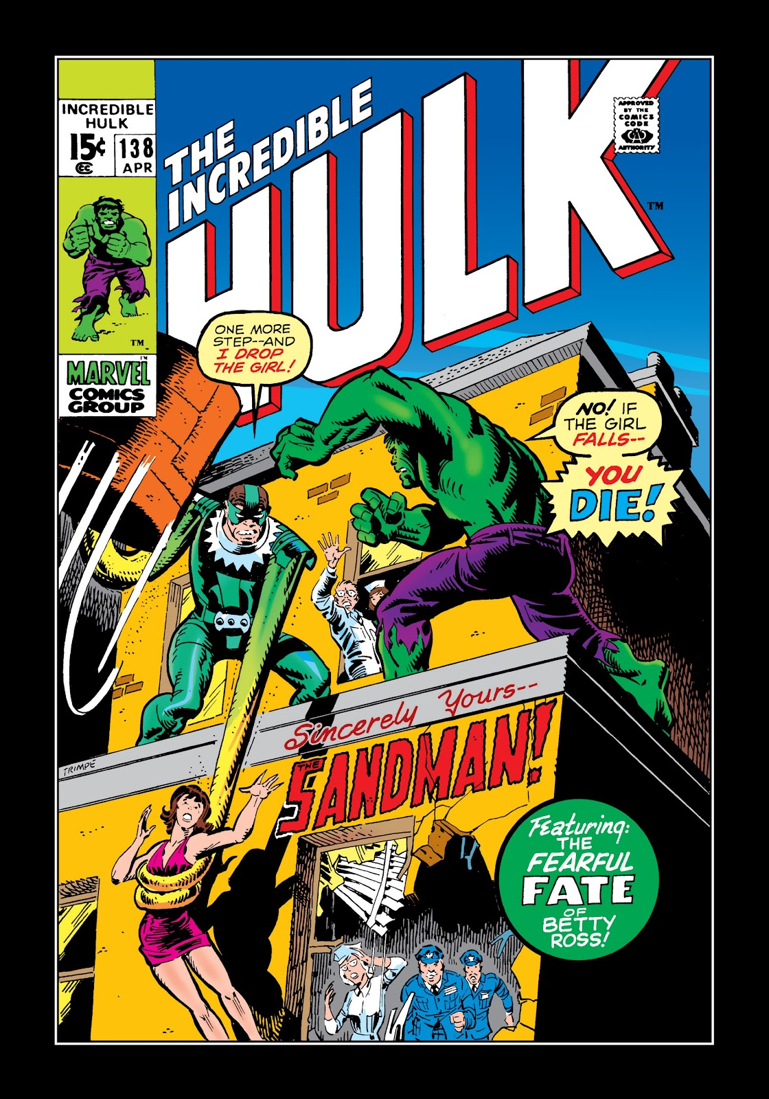 Read online Marvel Masterworks: The Incredible Hulk comic -  Issue # TPB 7 (Part 1) - 67
