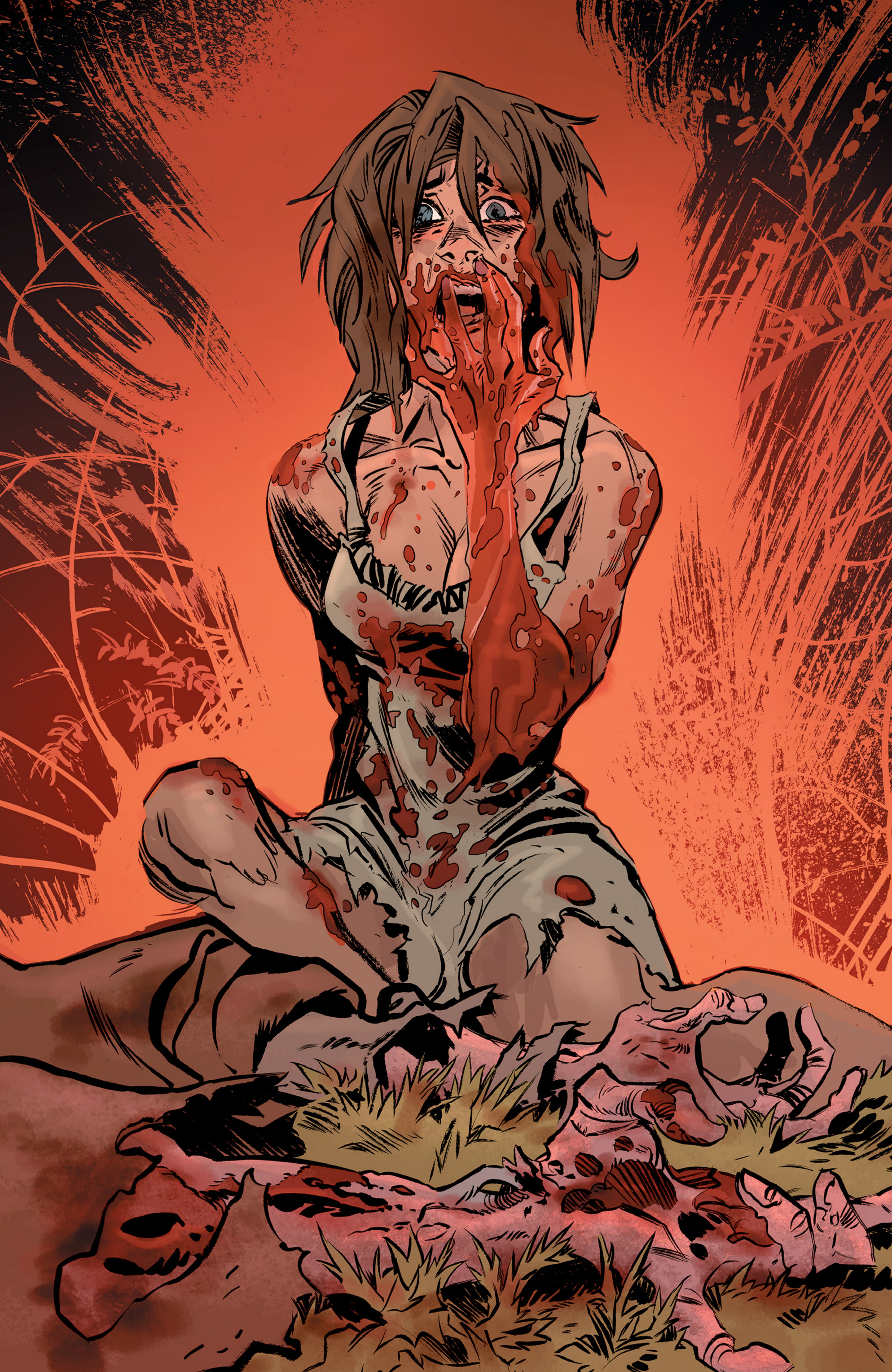 Read online Cannibal comic -  Issue #5 - 3