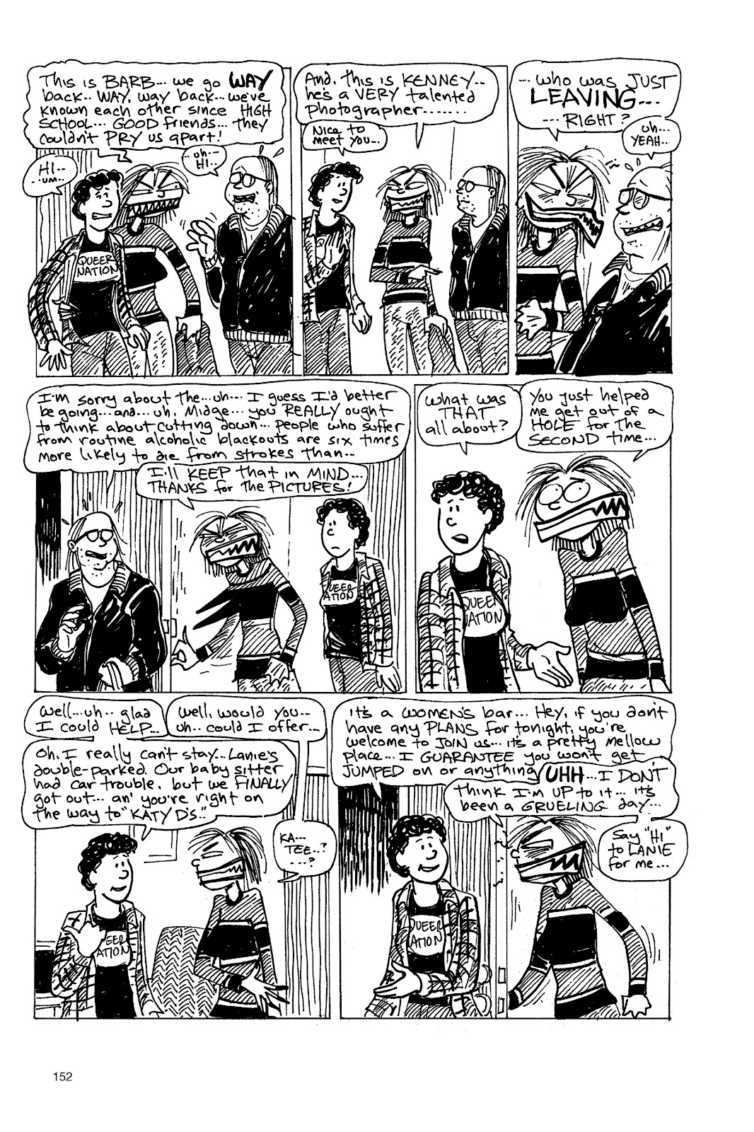 Read online Life's a Bitch: The Complete Bitchy Bitch Stories comic -  Issue # TPB (Part 2) - 49