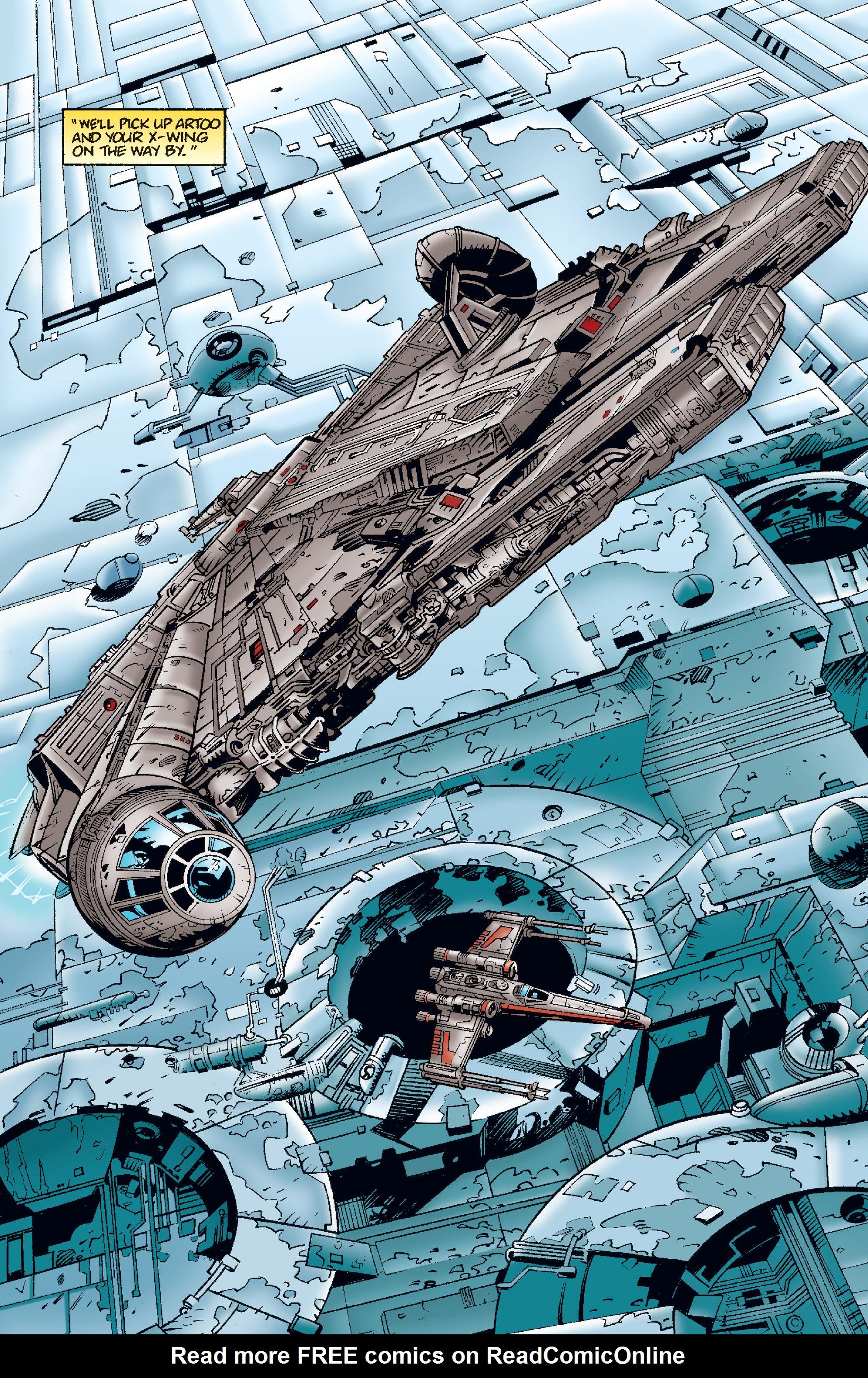 Read online Star Wars Omnibus comic -  Issue # Vol. 11 - 110