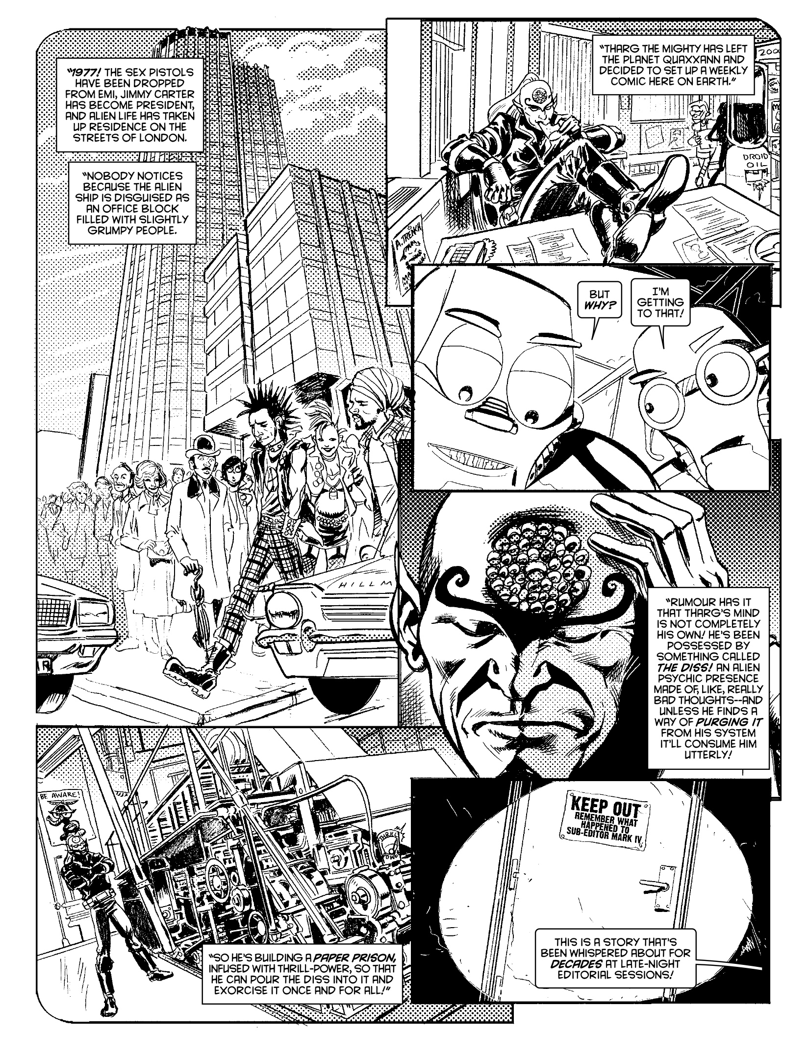 Read online 2000 AD comic -  Issue #1977 - 22