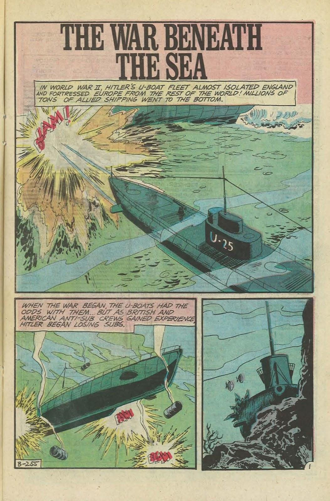 Read online Fightin' Navy comic -  Issue #129 - 9