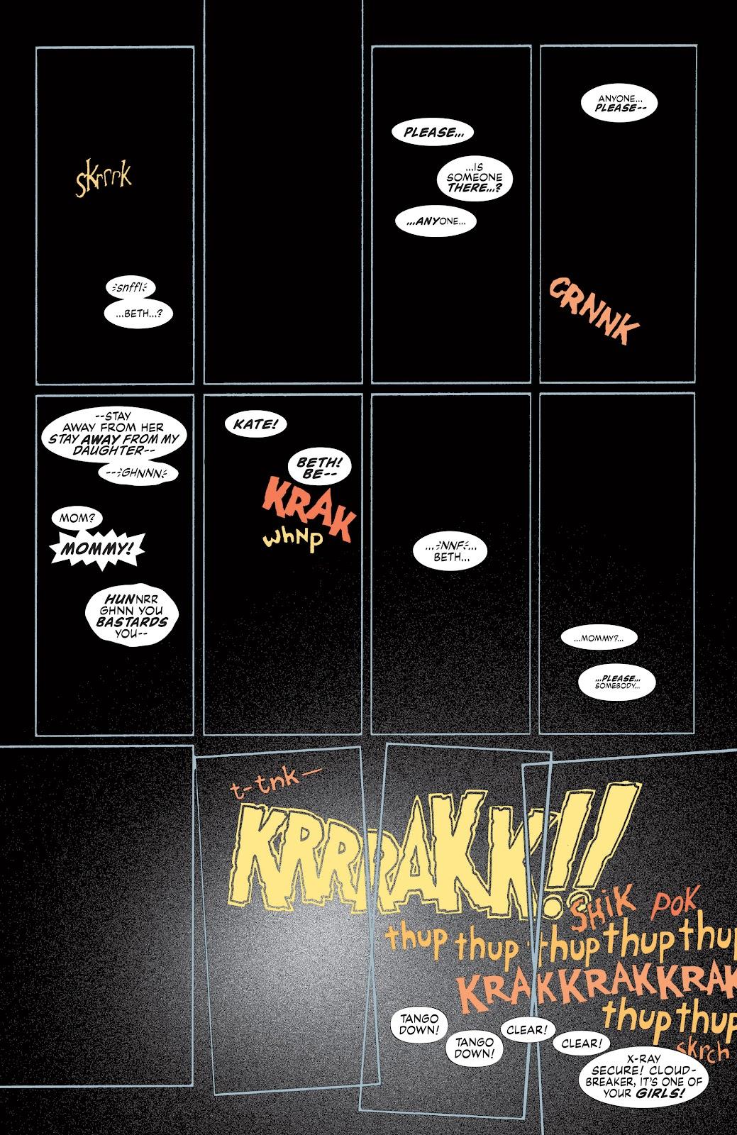 Read online Detective Comics (1937) comic -  Issue # _TPB Batwoman - Elegy (Part 1) - 97