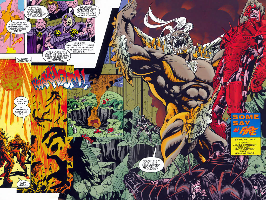 Read online Doomsday Annual comic -  Issue # Full - 22
