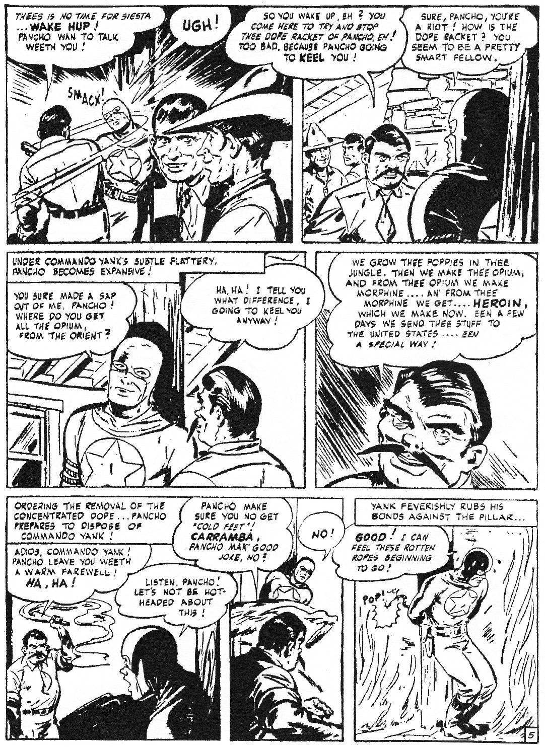 Read online Men of Mystery Comics comic -  Issue #73 - 8