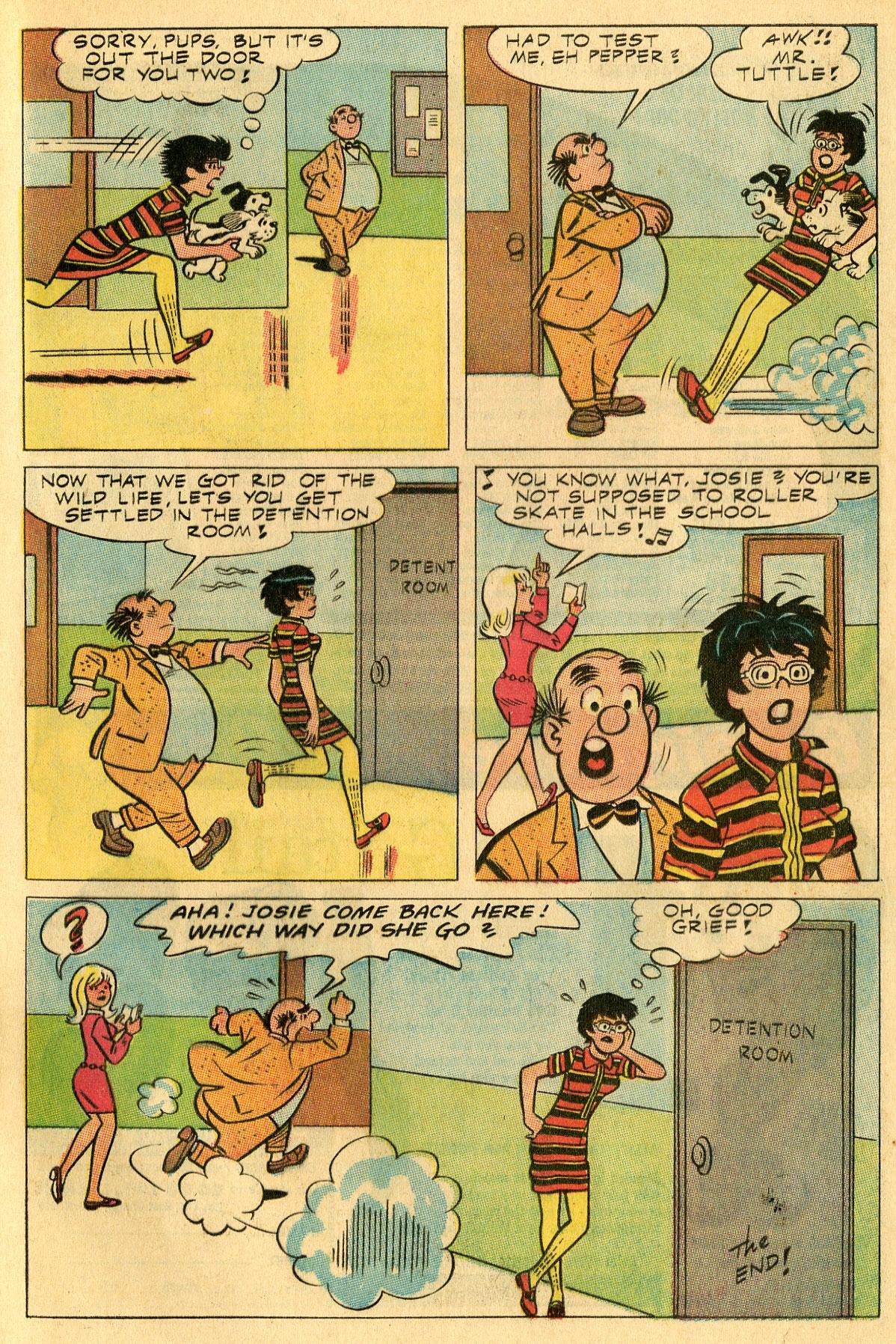 Read online She's Josie comic -  Issue #32 - 33