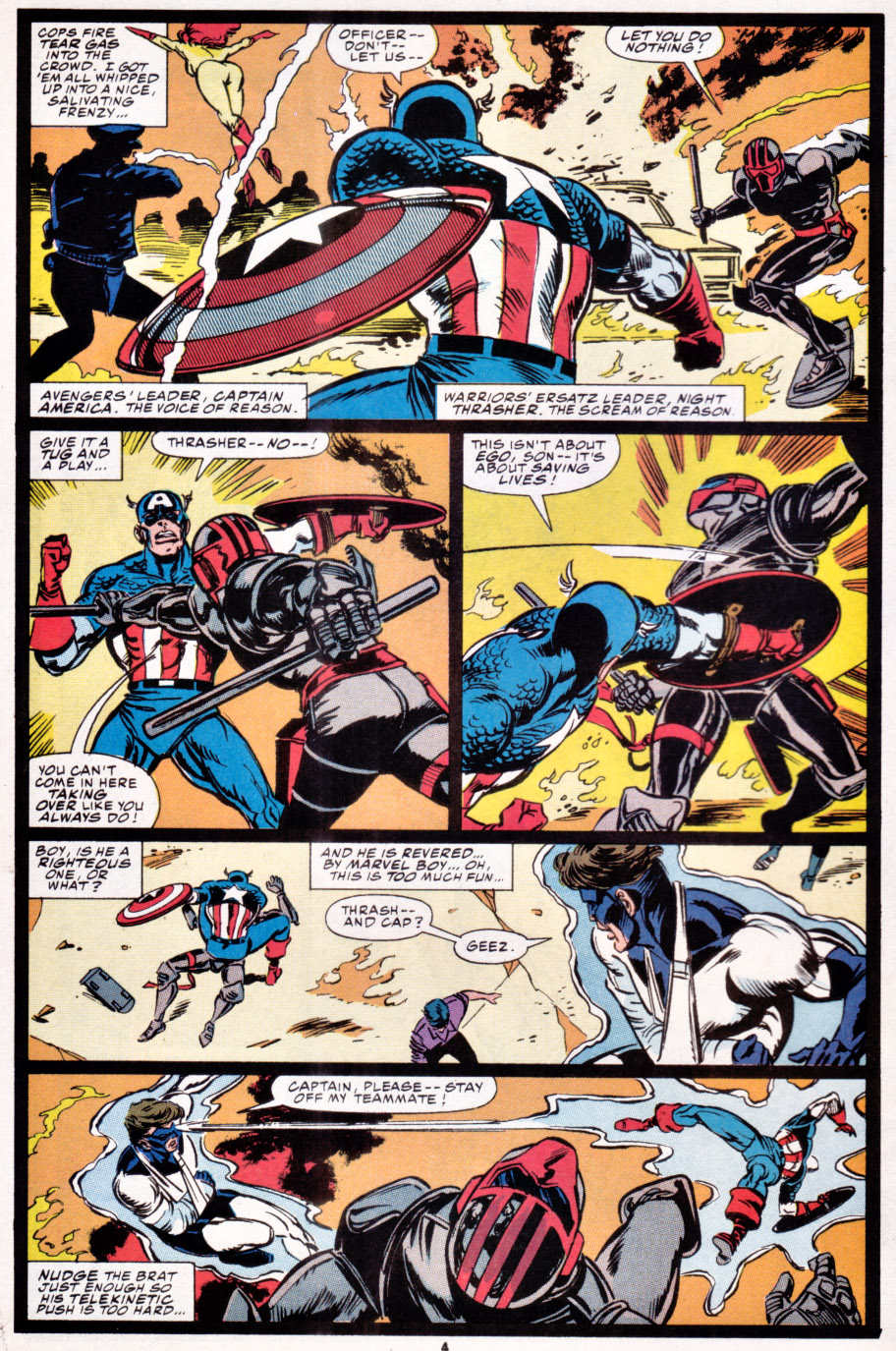 The Avengers (1963) 342 Page 3
