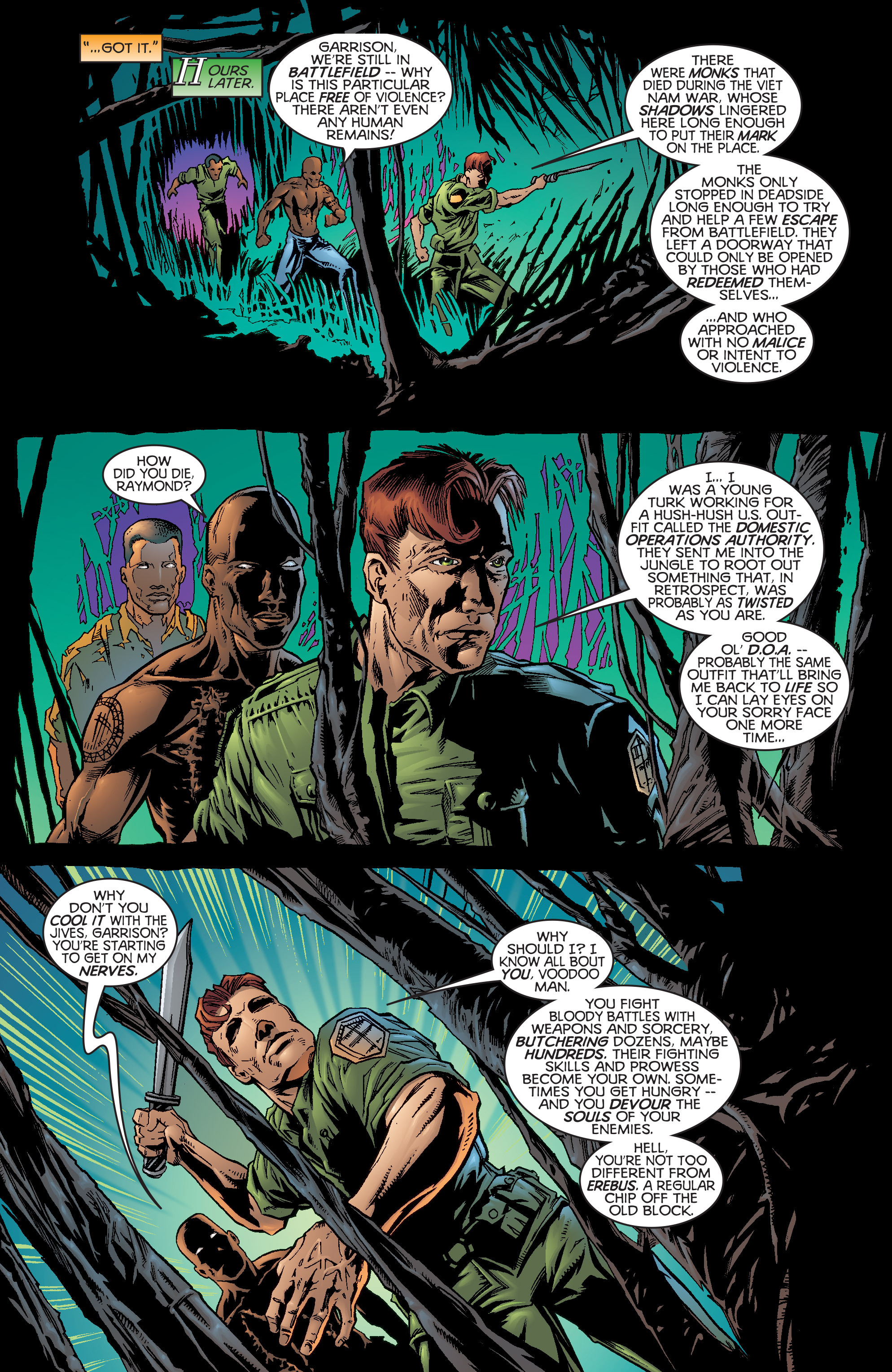 Read online Shadowman (1997) comic -  Issue #20 - 15