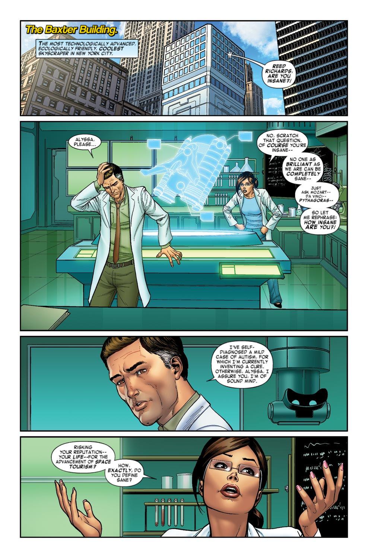 Read online Fantastic Four: Season One comic -  Issue # TPB - 7