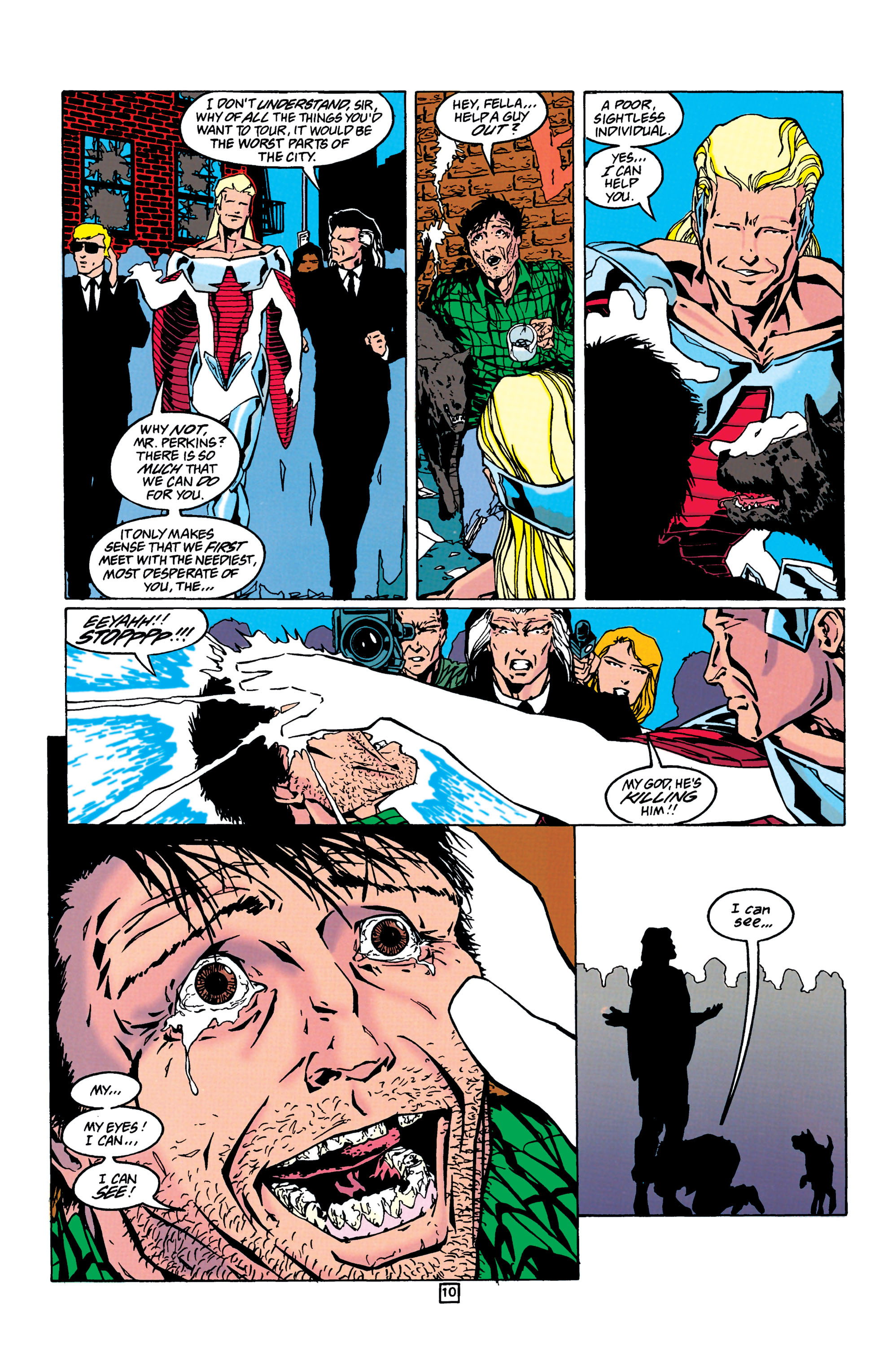 Read online Aquaman (1994) comic -  Issue #24 - 11