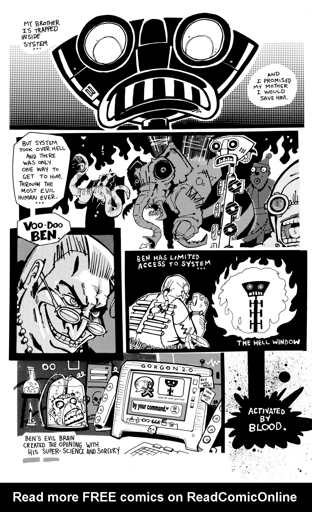 Read online Scud: The Disposable Assassin: The Whole Shebang comic -  Issue # TPB (Part 4) - 46