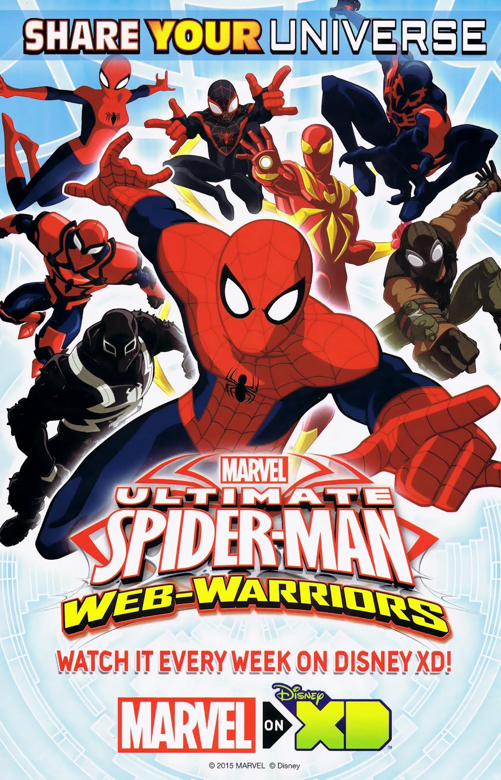 Read online Marvel Universe Avengers Assemble Season 2 comic -  Issue #8 - 32