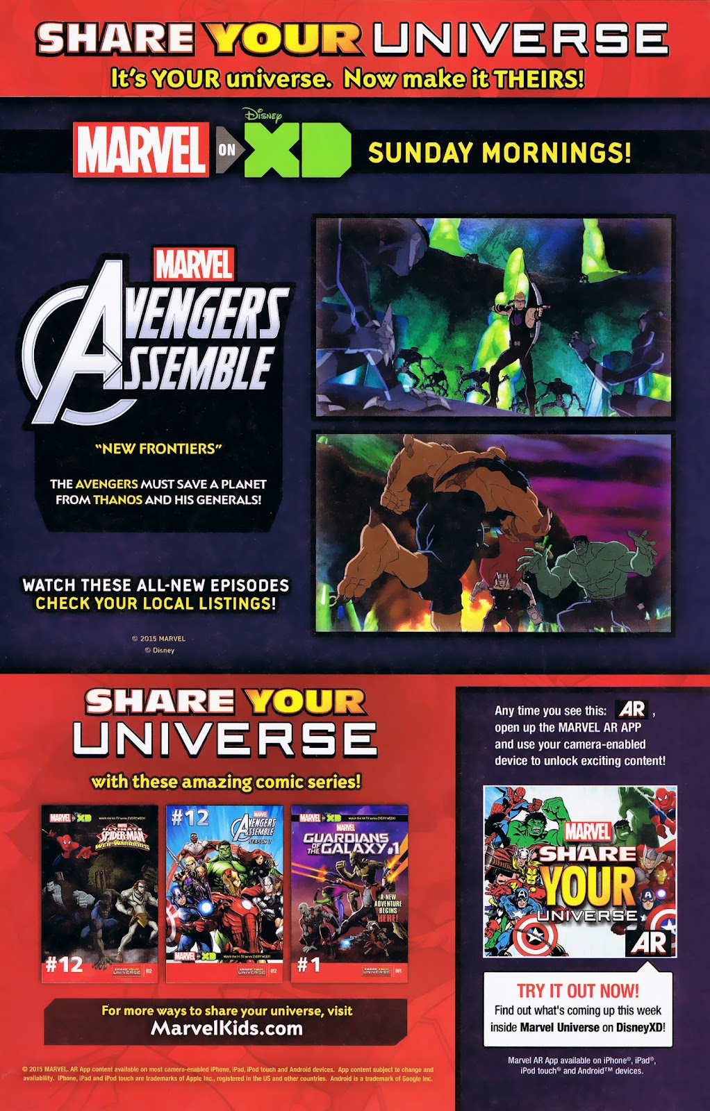 Read online Marvel Universe Avengers Assemble Season 2 comic -  Issue #11 - 7