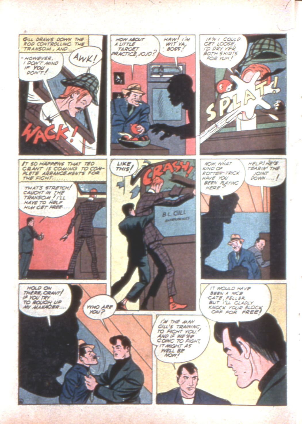 Read online Sensation (Mystery) Comics comic -  Issue #11 - 58