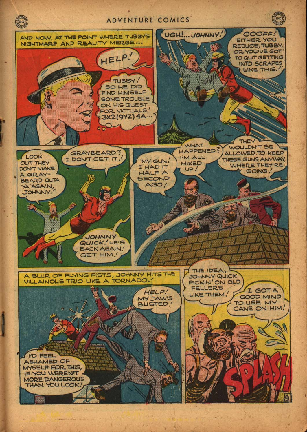 Read online Adventure Comics (1938) comic -  Issue #109 - 27