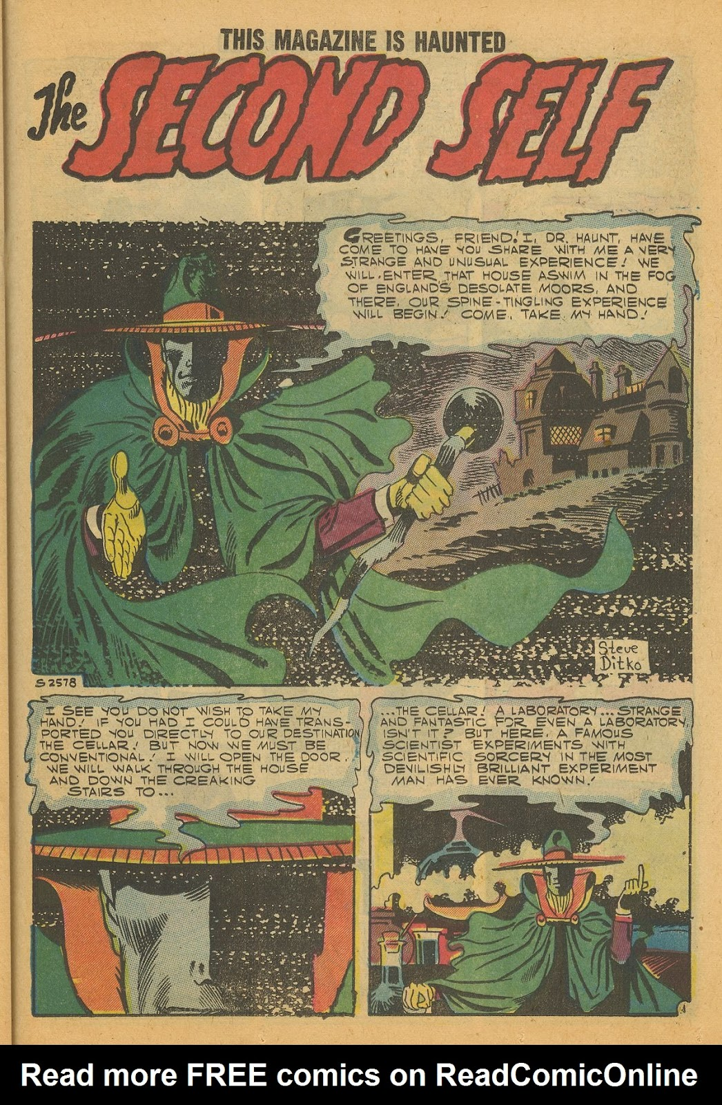 Read online This Magazine Is Haunted comic -  Issue #14 - 23