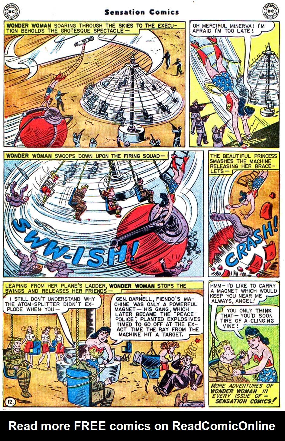Read online Sensation (Mystery) Comics comic -  Issue #54 - 15