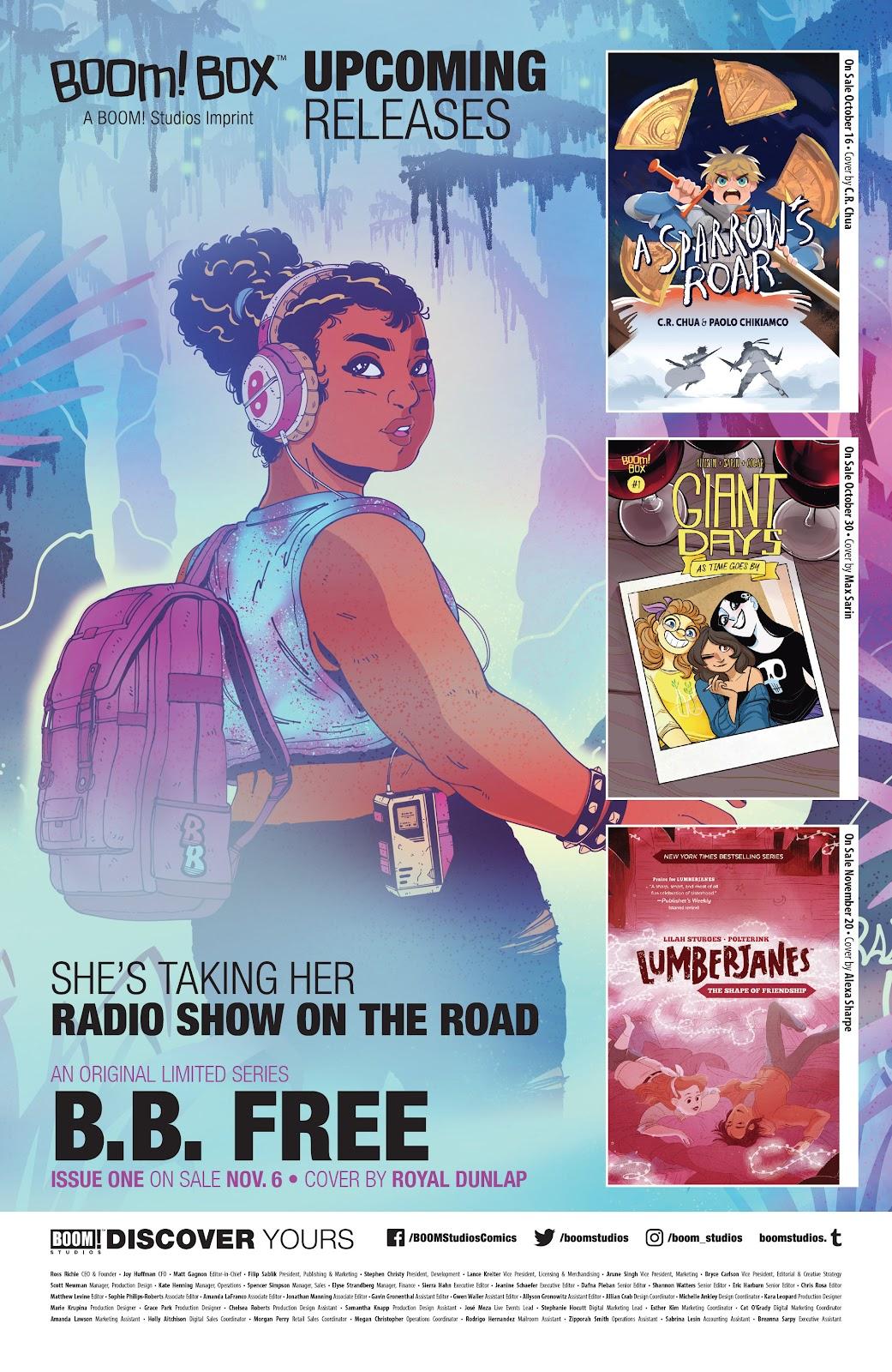 Read online b.b. free comic -  Issue #2 - 23