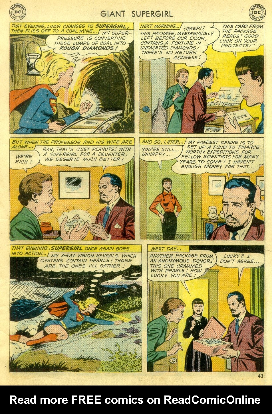 Action Comics (1938) 334 Page 44