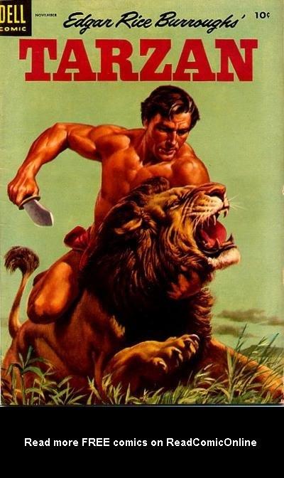 Tarzan (1948) issue 62 - Page 2