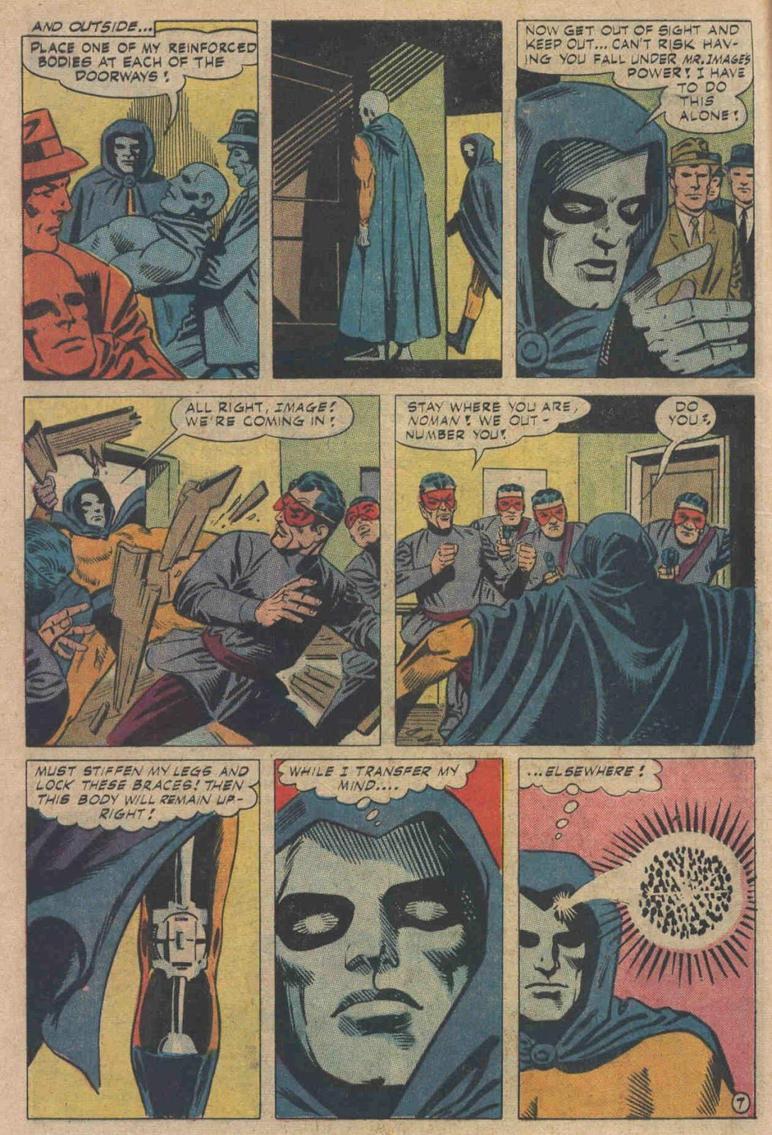 T.H.U.N.D.E.R. Agents (1965) issue 6 - Page 62