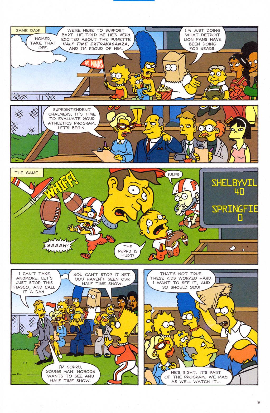 Read online Simpsons Comics Presents Bart Simpson comic -  Issue #24 - 11