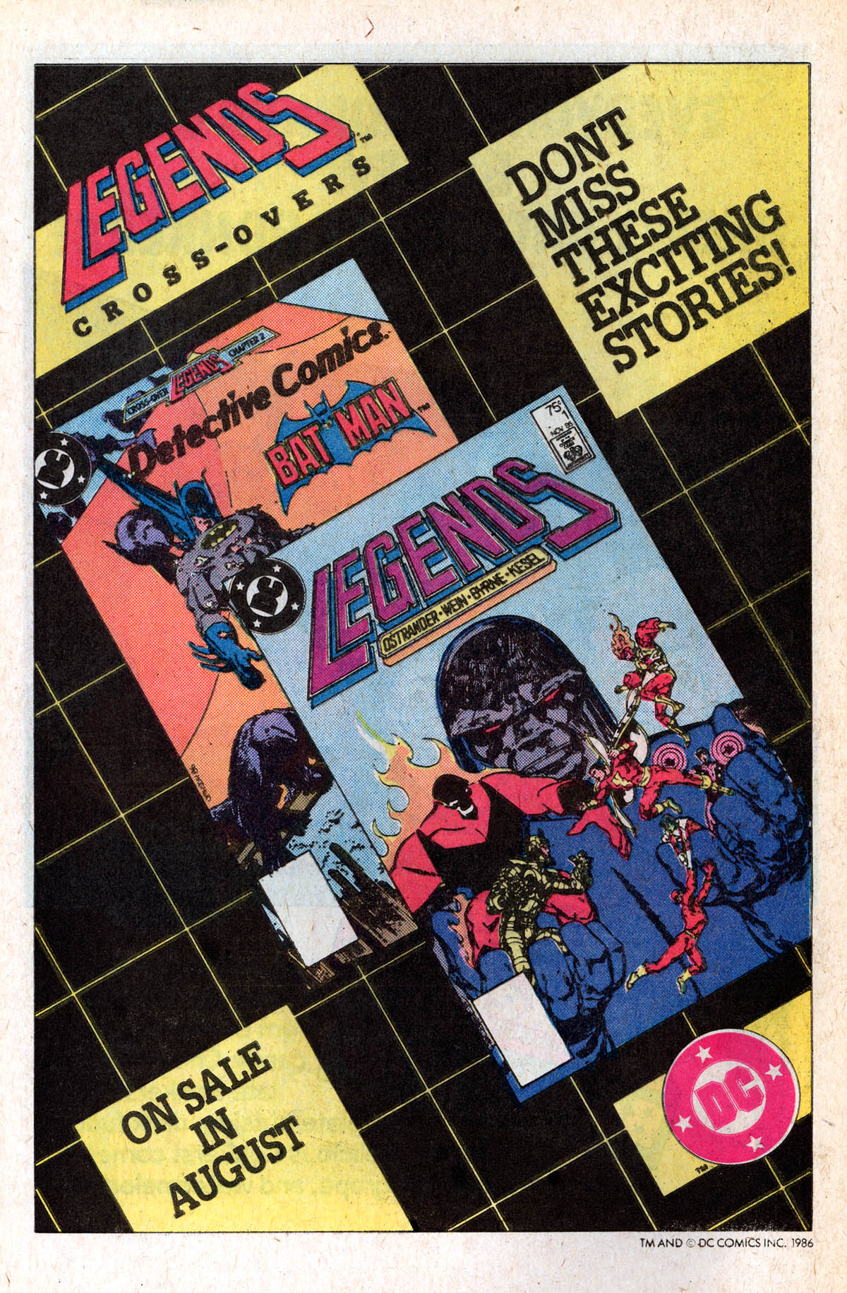 Read online All-Star Squadron comic -  Issue #63 - 8